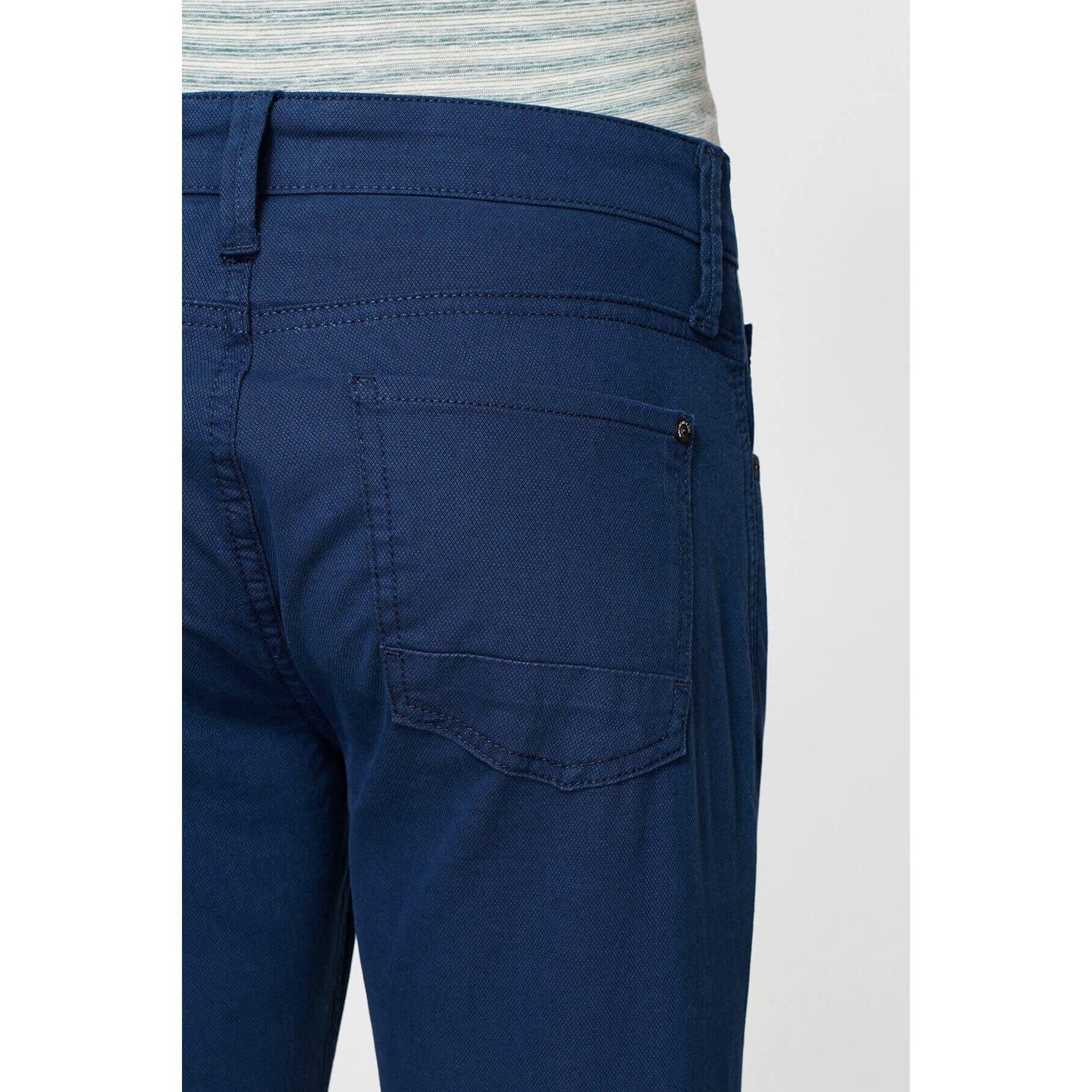 5 Cepli Erkek Lacivert Kot Pantolon