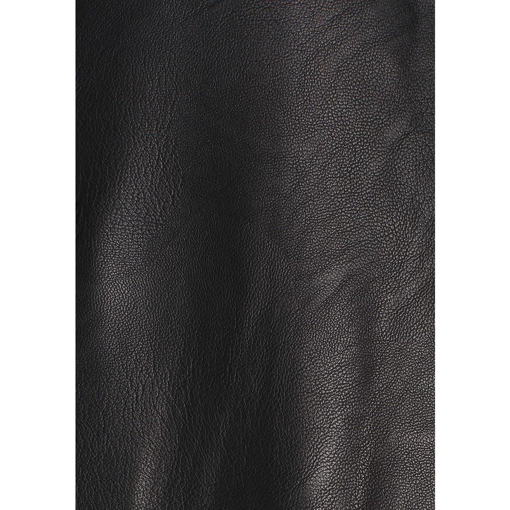 Suni Deri Erkek Siyah Biker Ceket (010238-900)