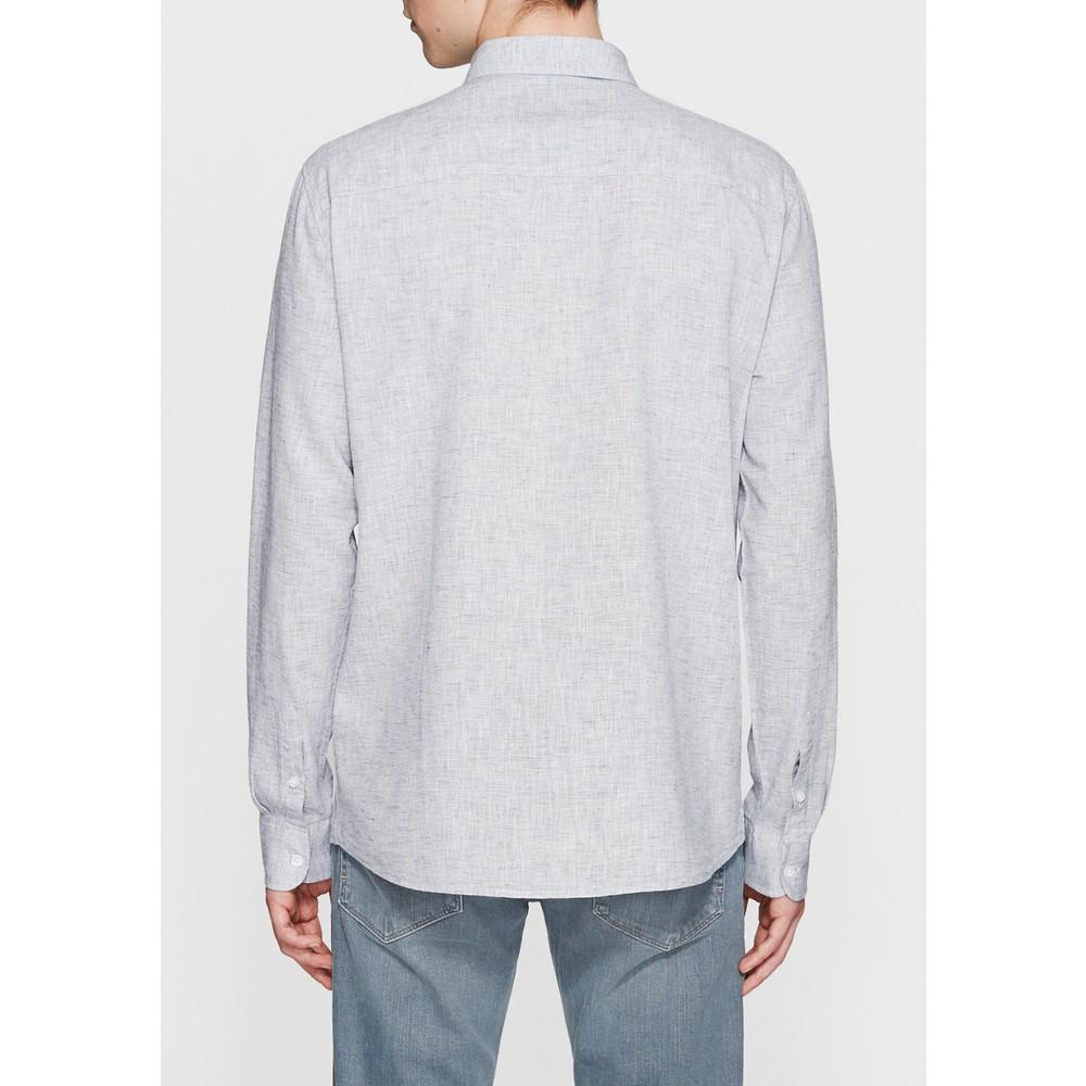 Uzun Kol Gömlek Lacivert