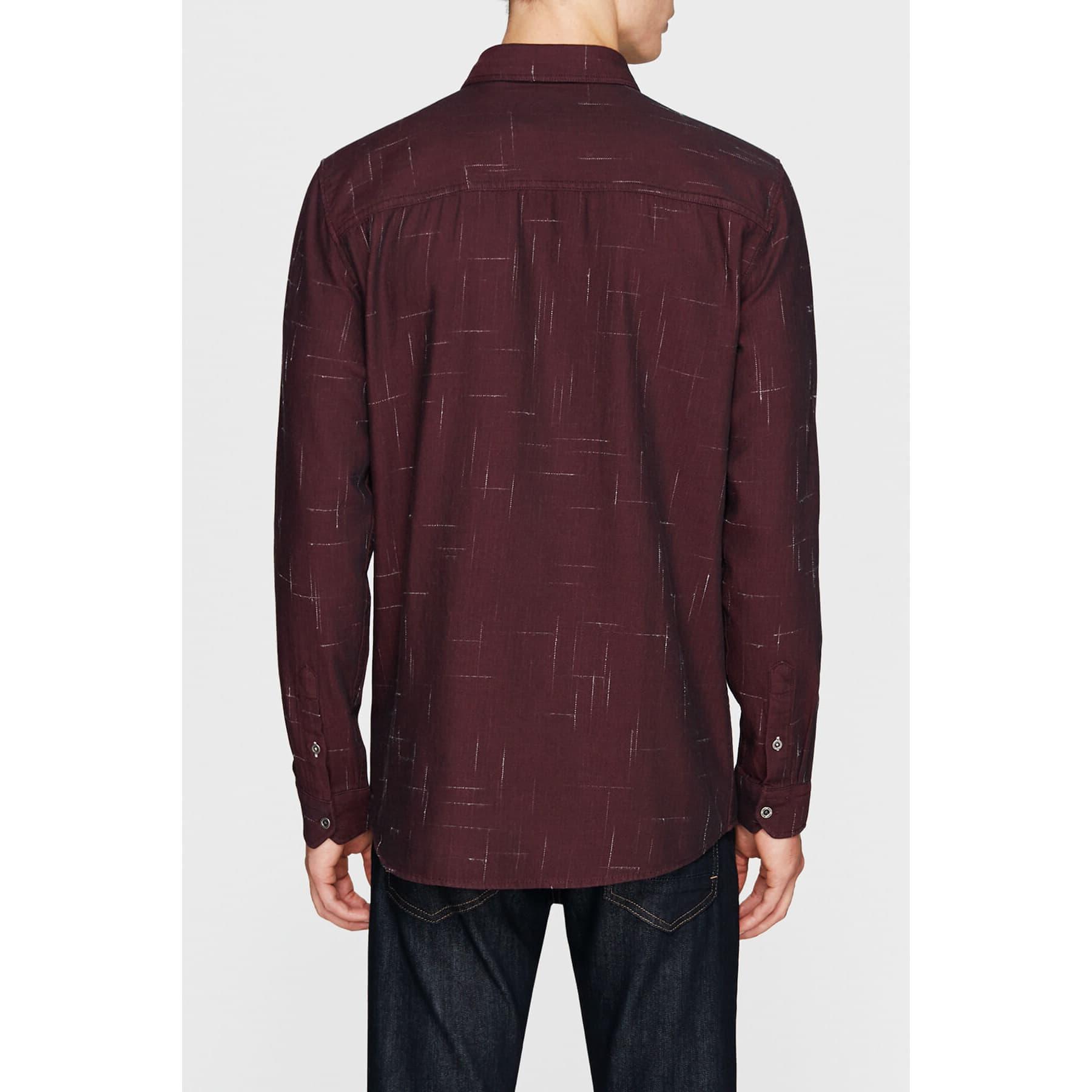 Long Sleeve Shirt Decadent Chocolate