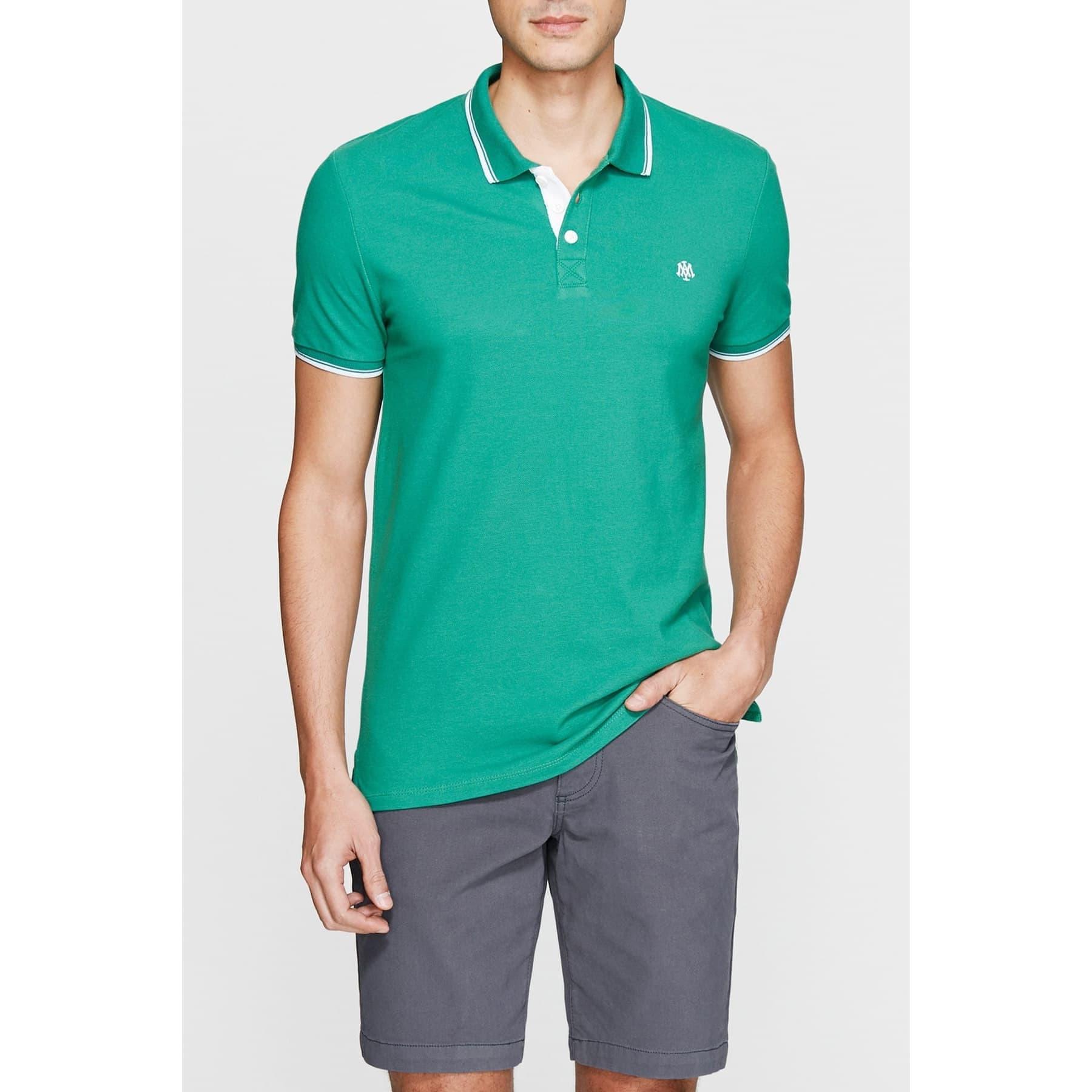 Polo Tişört Çam Yeşili