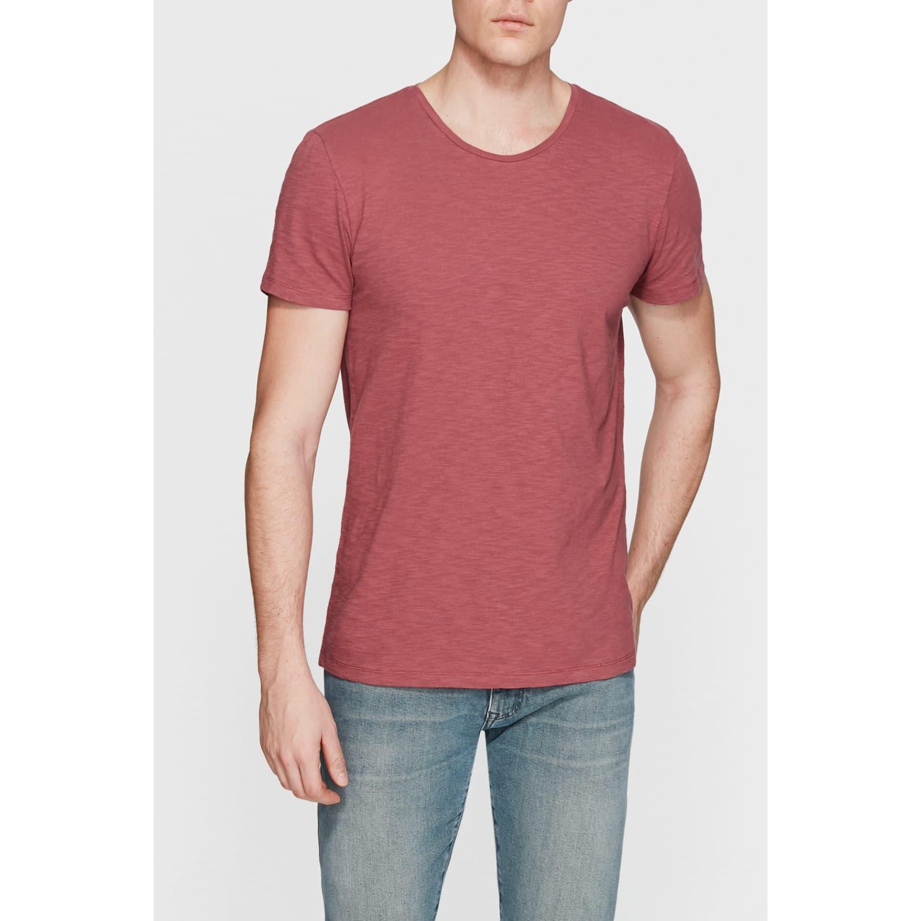 Tişört Yanık Kırmızı