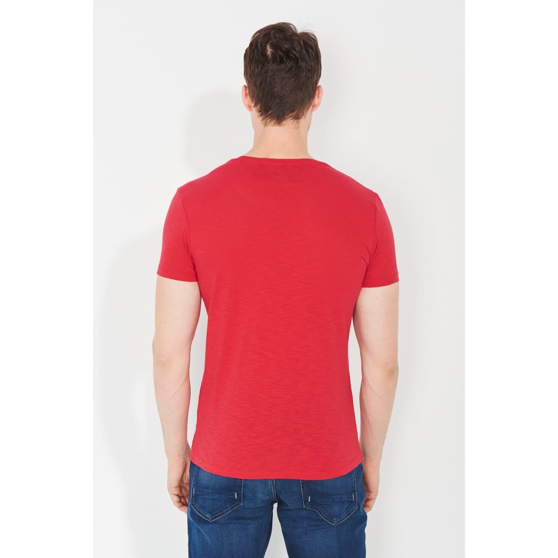 Tişört Biber Kırmızı