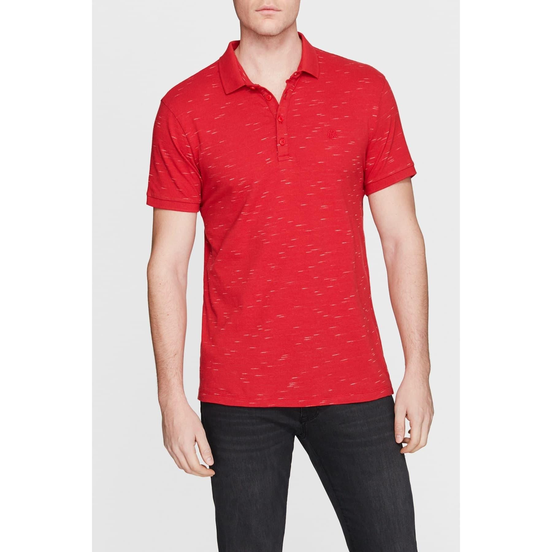 Polo Tişört Kırmızı