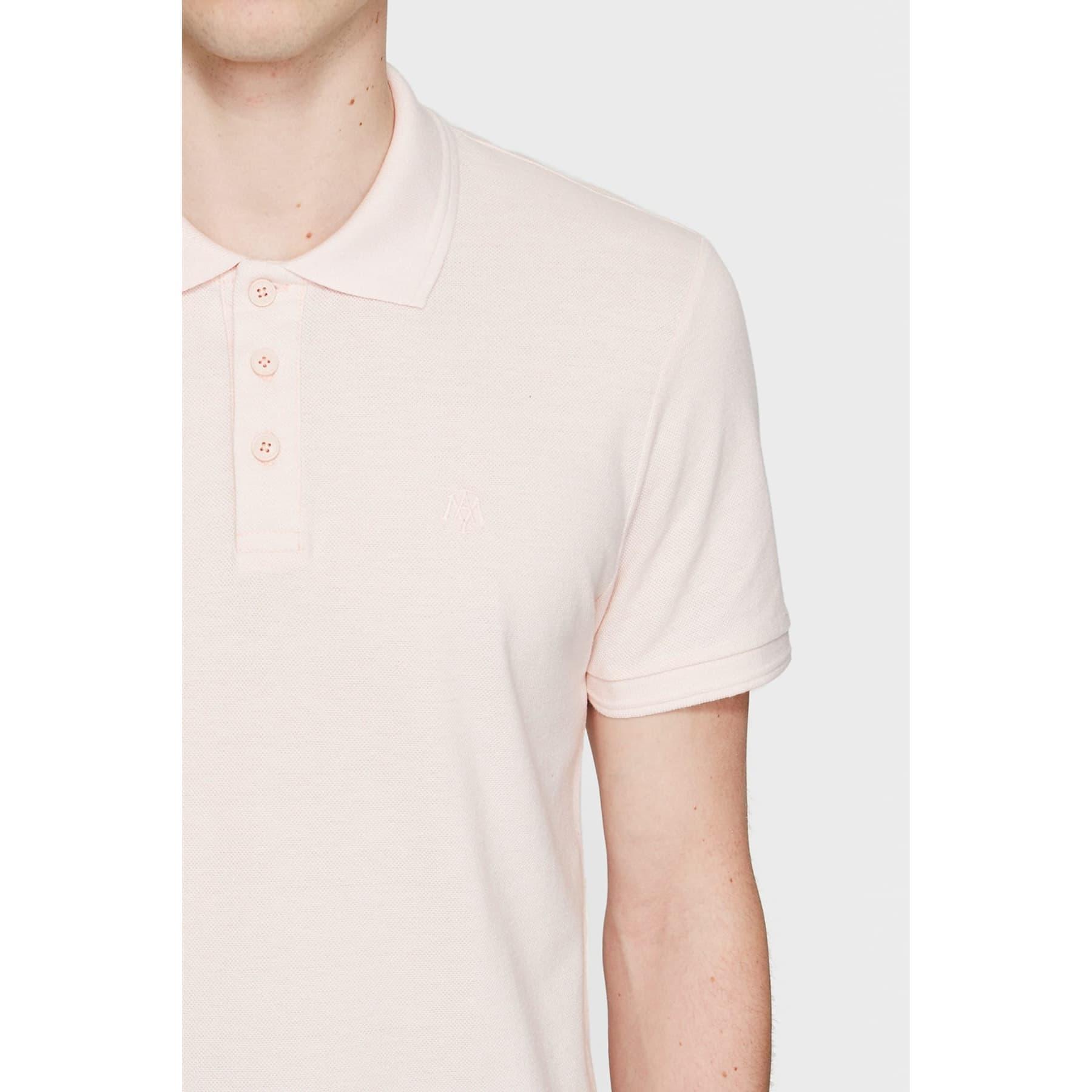 Polo Tişört Toz Pembe