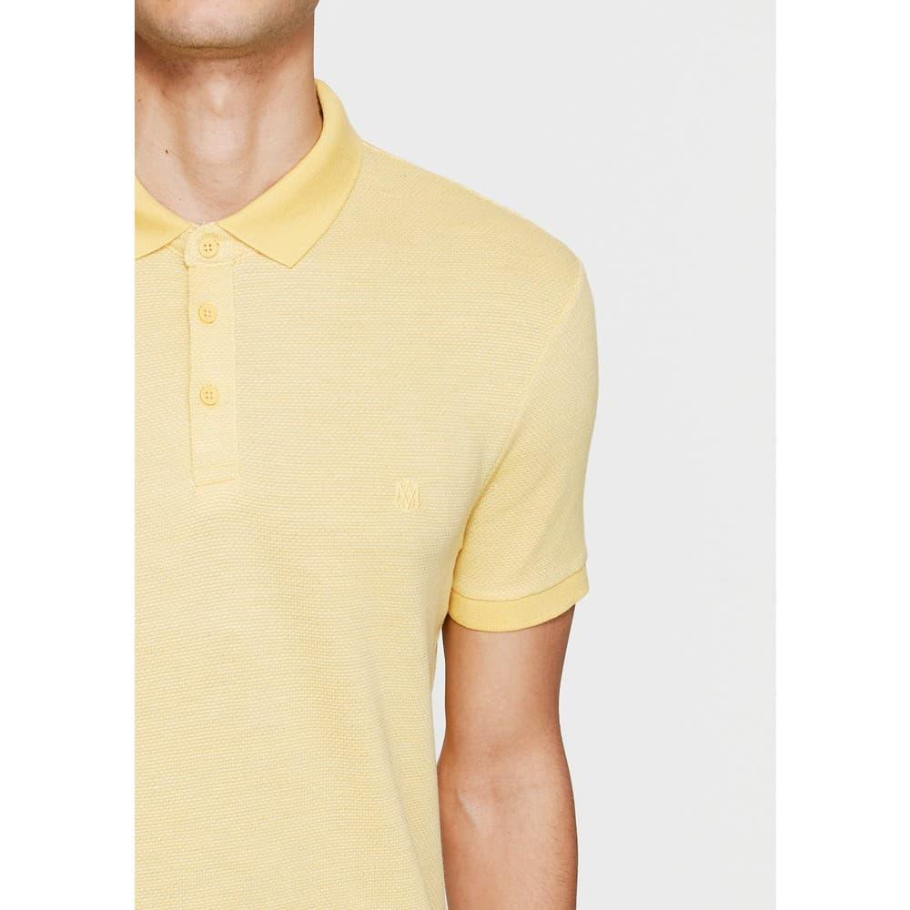 Mavi Jeans Erkek Sarı Polo Yaka Tişört