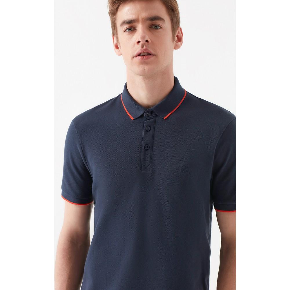Polo Tişört Gece Lacivert