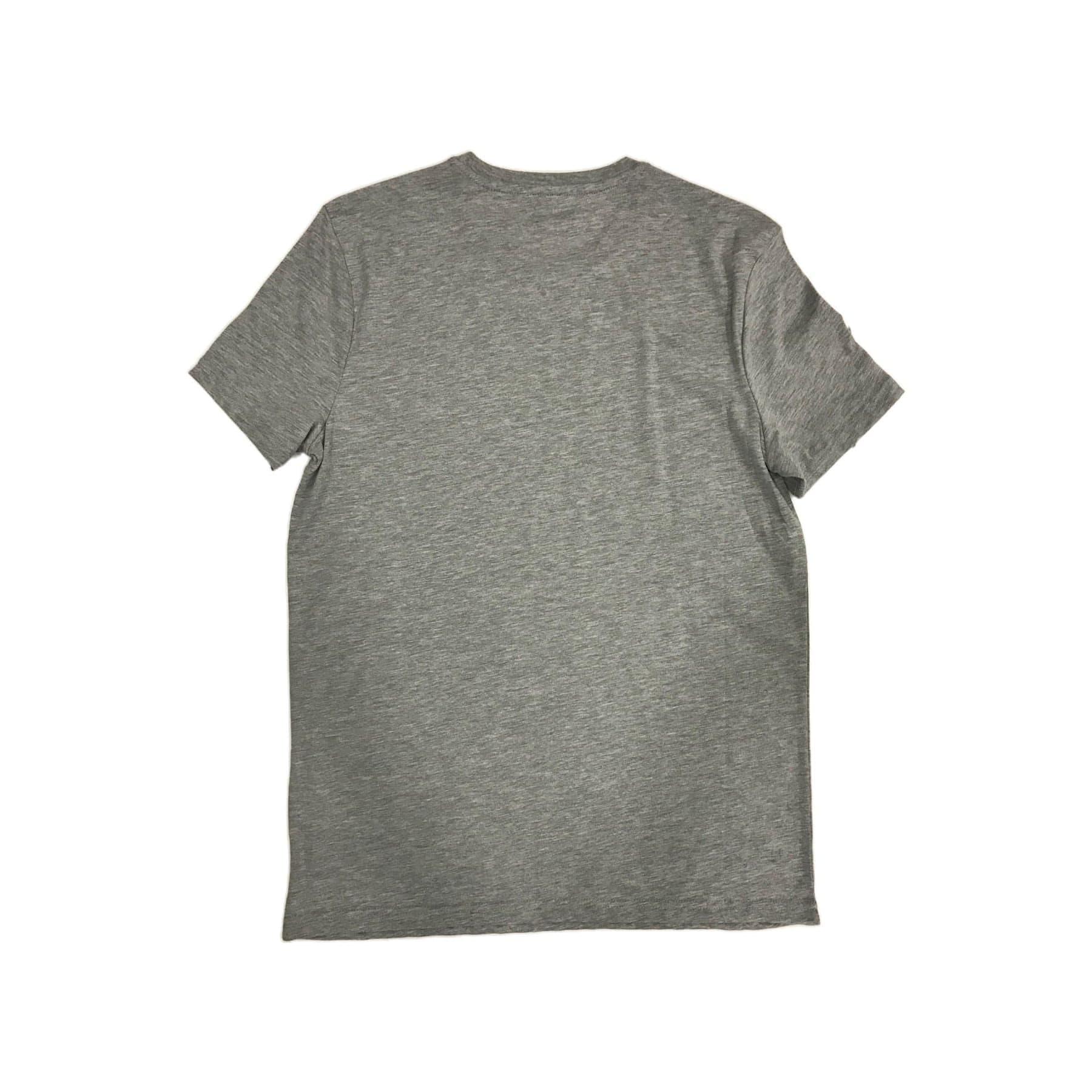 Mavi Jeans Mühür Logo Gri Erkek Tişört