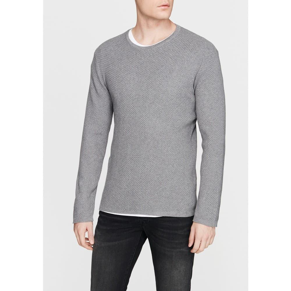 Sweater Grey Melange