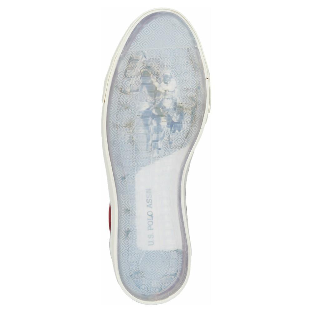 Penelope Bordo Erkek Sneaker Ayakkabı