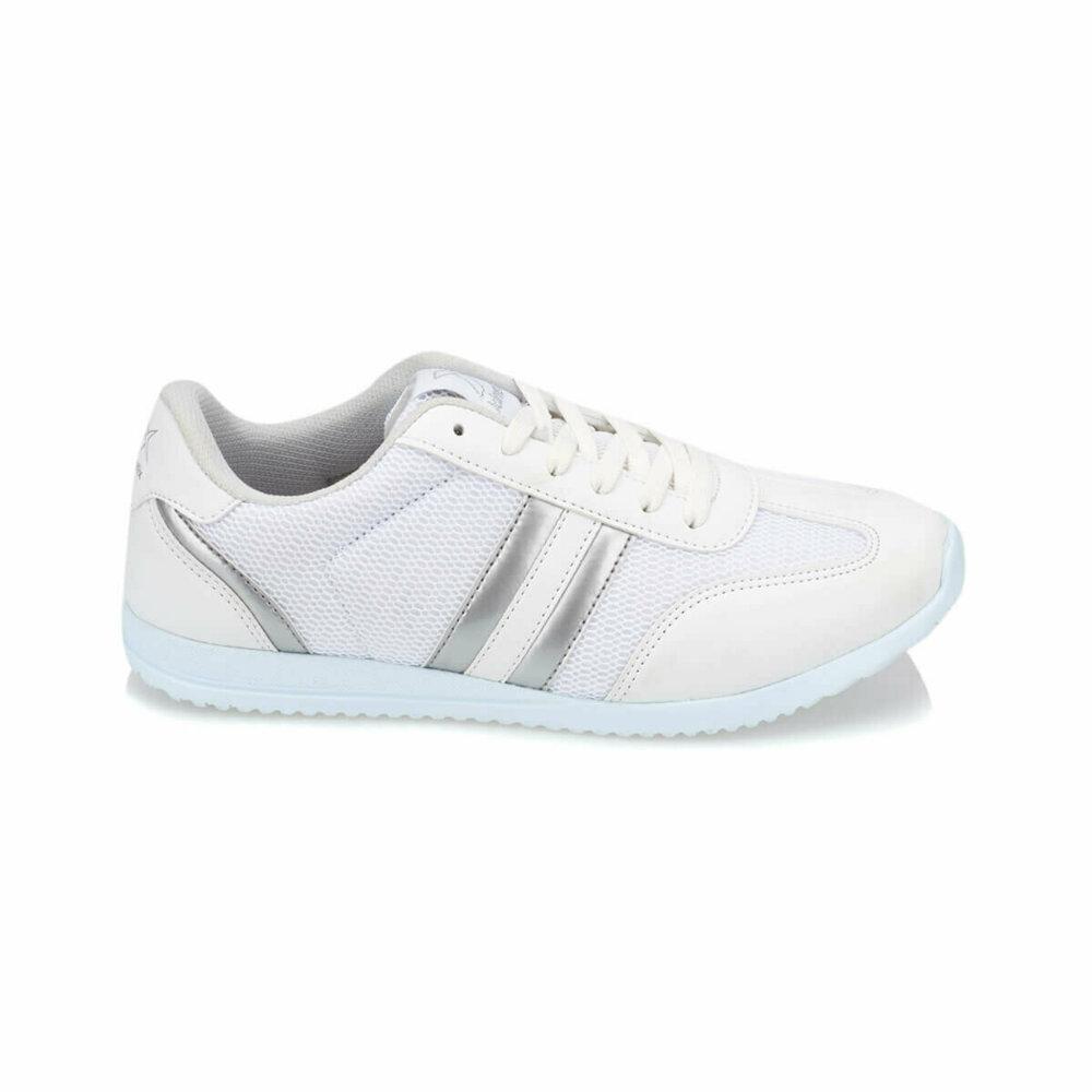 Alven Mesh Beyan Beyaz Spor Ayakkabı