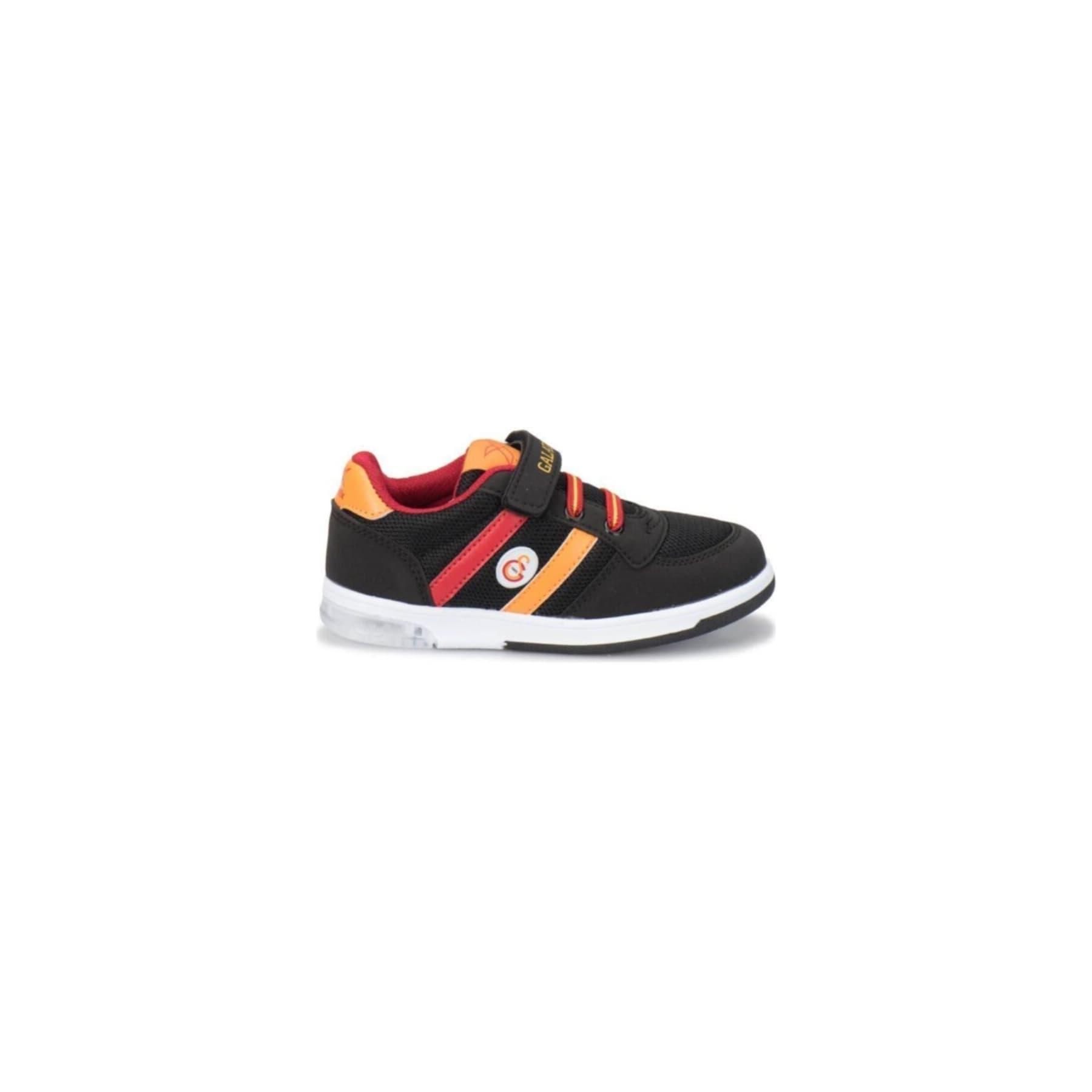 GS Upton Çocuk Siyah Spor Ayakkabı (100251560)