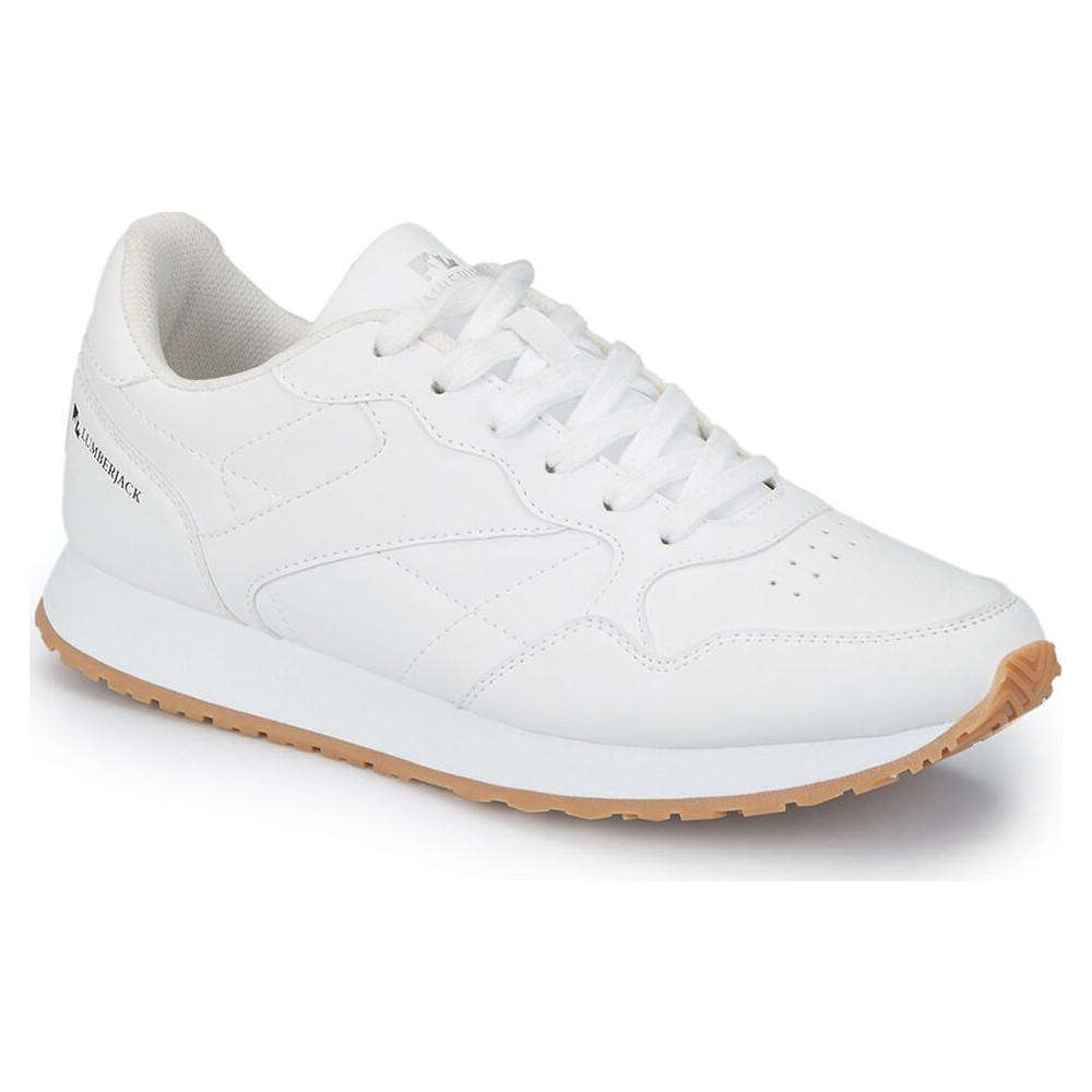 Hello Beyaz Erkek Sneaker Ayakkabı