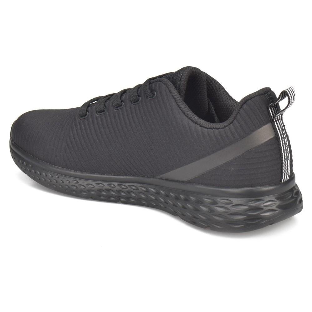 Deron Siyah Kadın Koşu Ayakkabısı