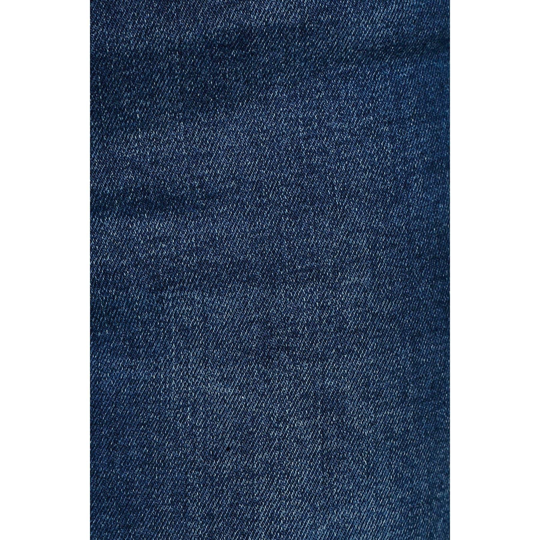 Tess Glam Kadın Mavi Jean Pantolon