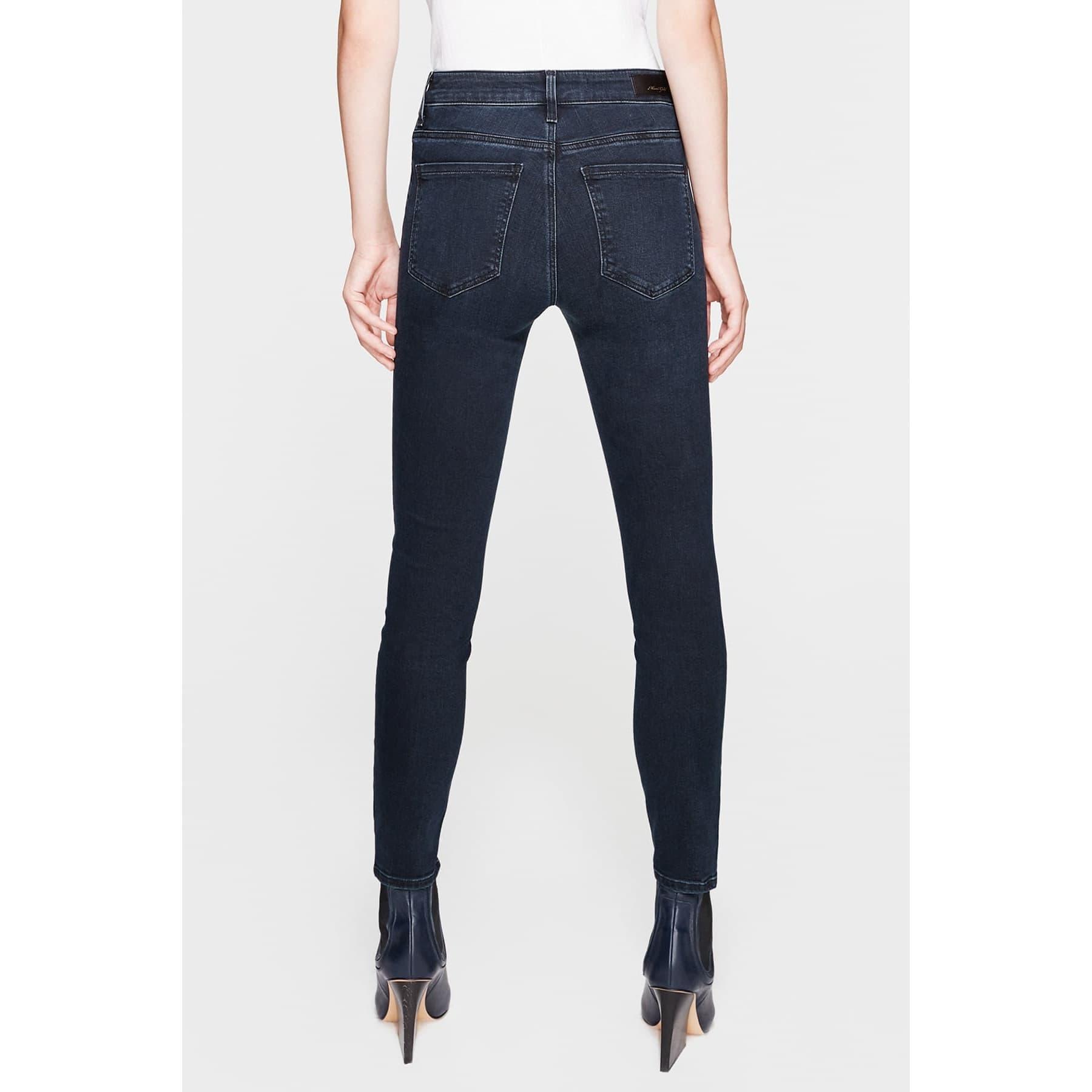 Tess Skinny Jean Kadın Lacivert Kot Pantolon