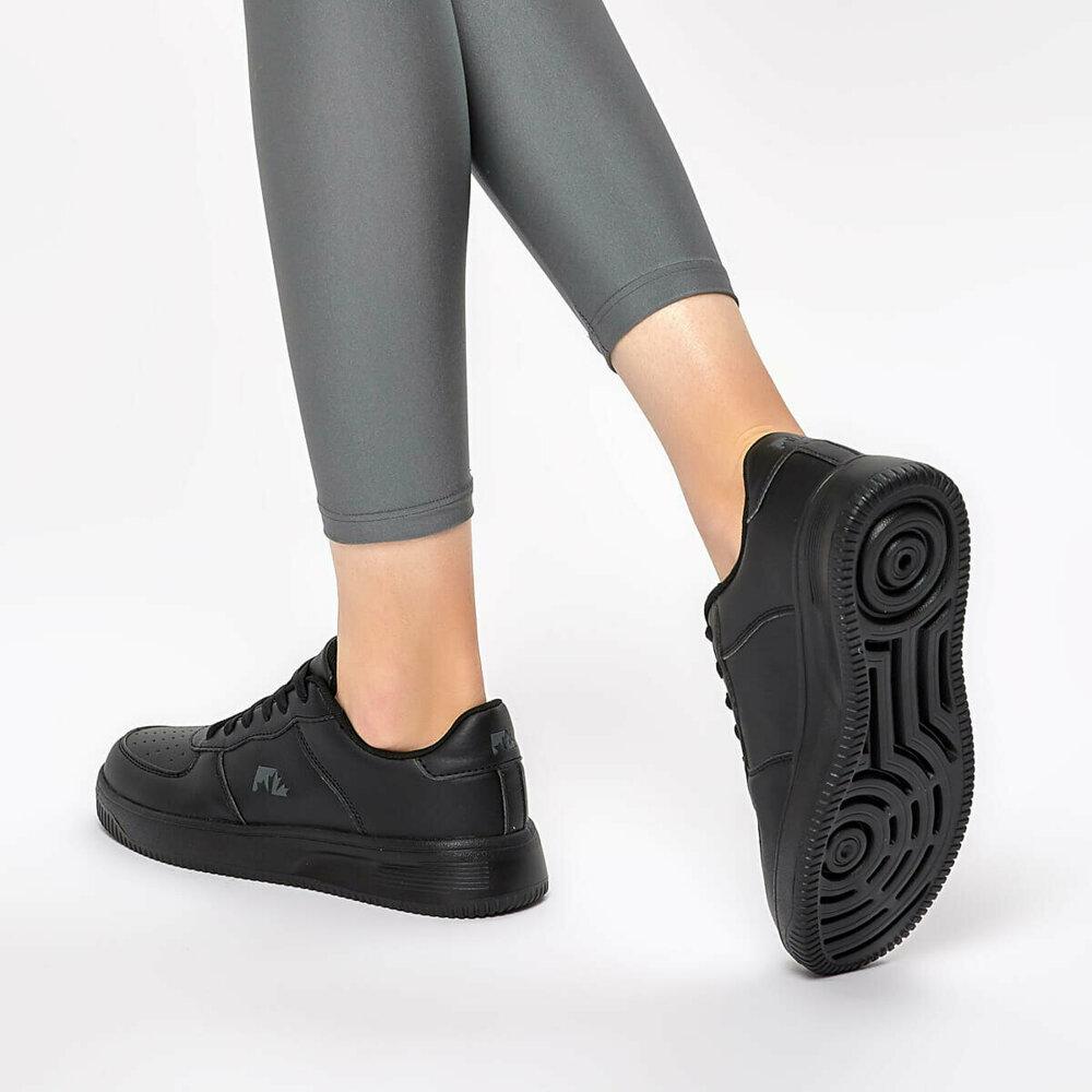 Finster Siyah Kadın Spor Ayakkabı
