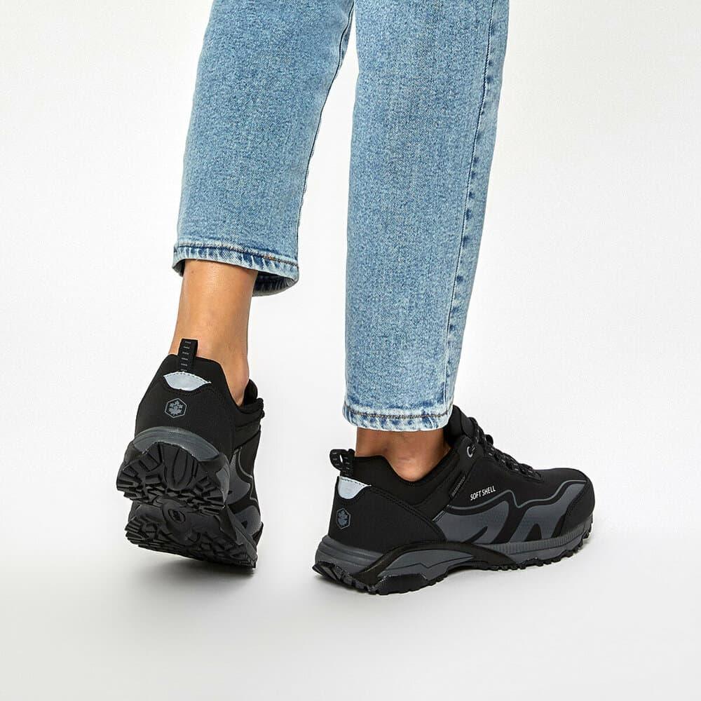 Fest Siyah Kadın Outdoor Ayakkabı