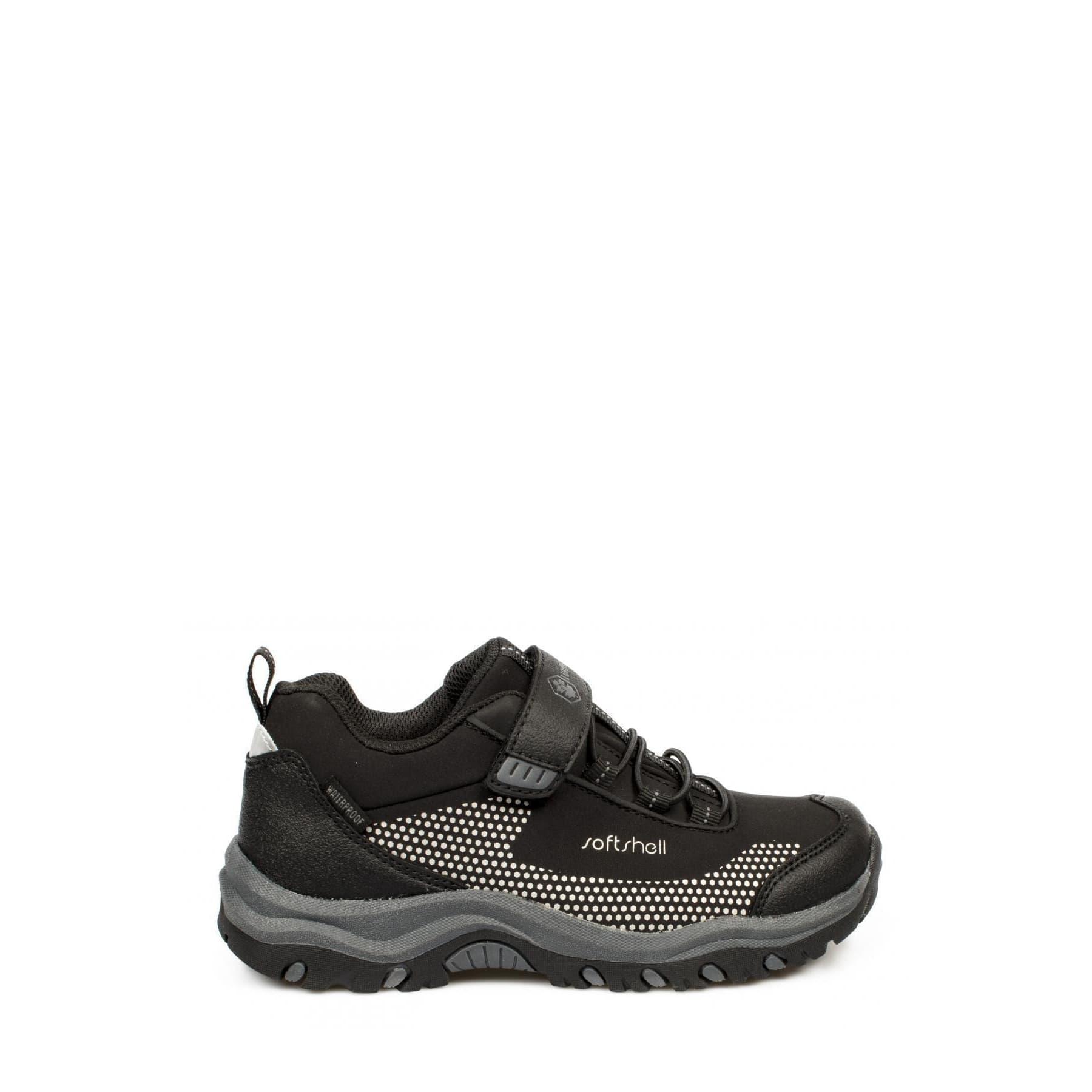 Fuller 9PR Siyah Çocuk Outdoor Ayakkabı