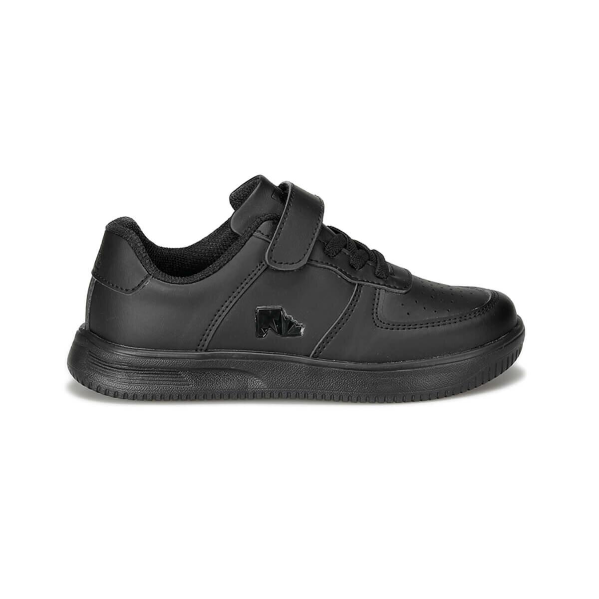 Finster Jr Çocuk Siyah Spor Ayakkabı