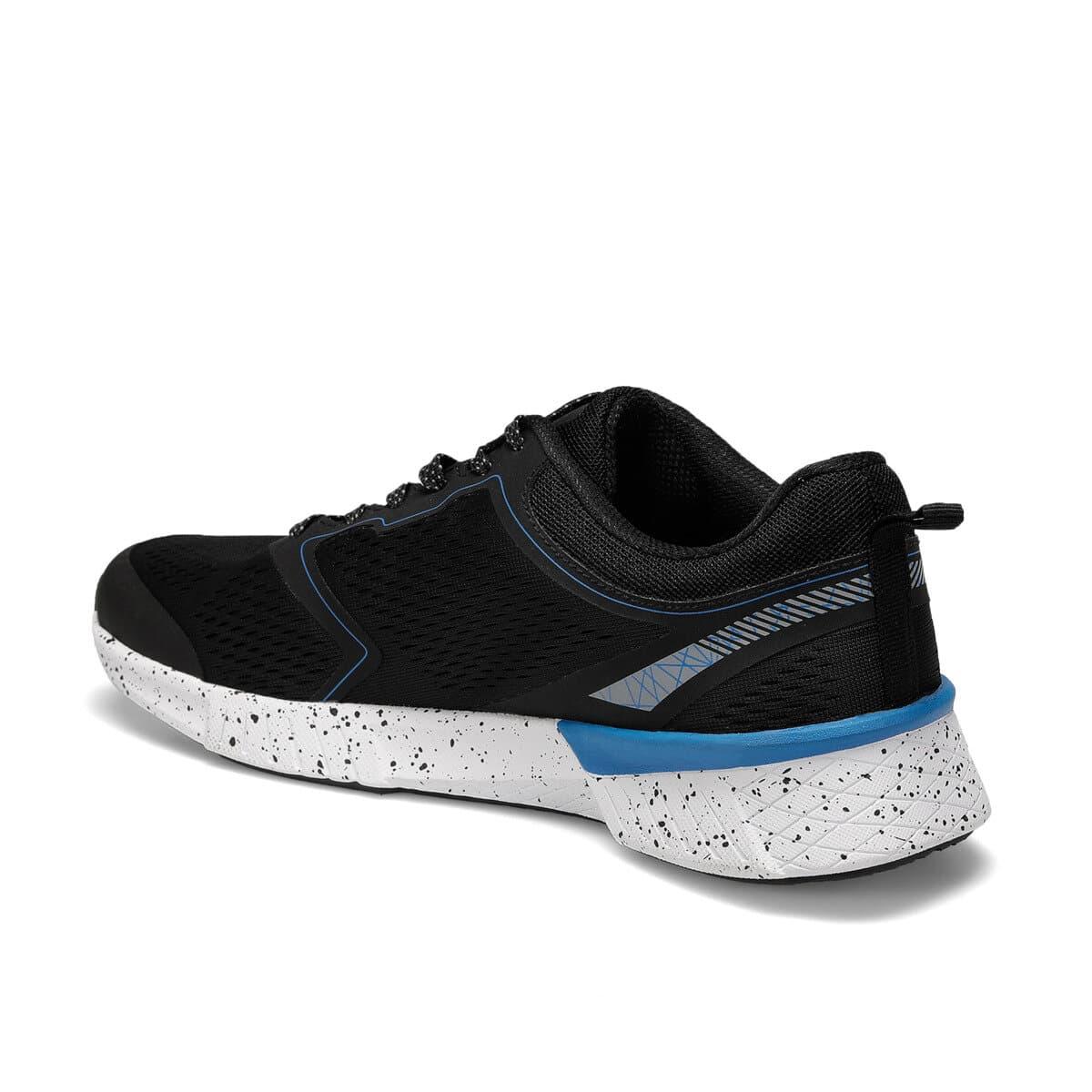 Harry Siyah Erkek Koşu Ayakkabısı