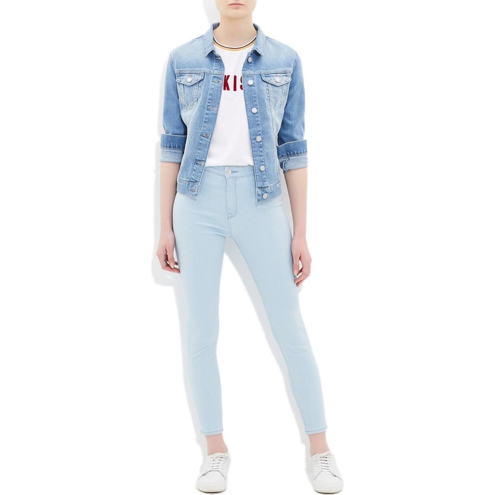 Jess Aqua Blue Str