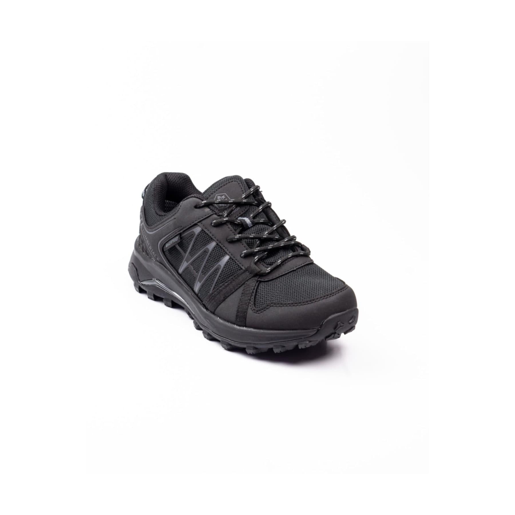 0W Brontes Kadın Siyah Outdoor Ayakkabı