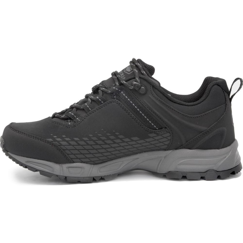 Flake Erkek Siyah Outdoor Ayakkabı