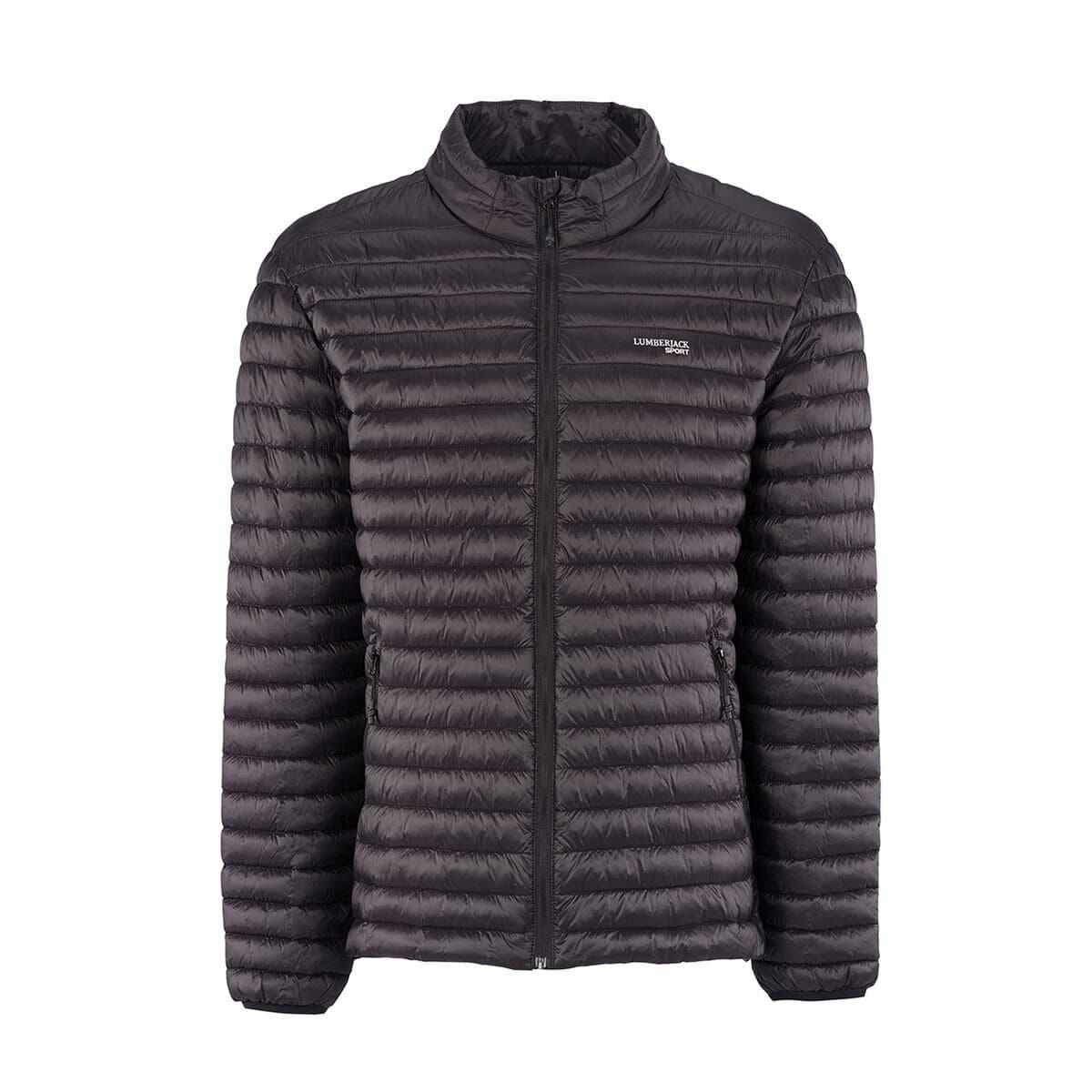 Perry Coat Erkek Siyah Mont