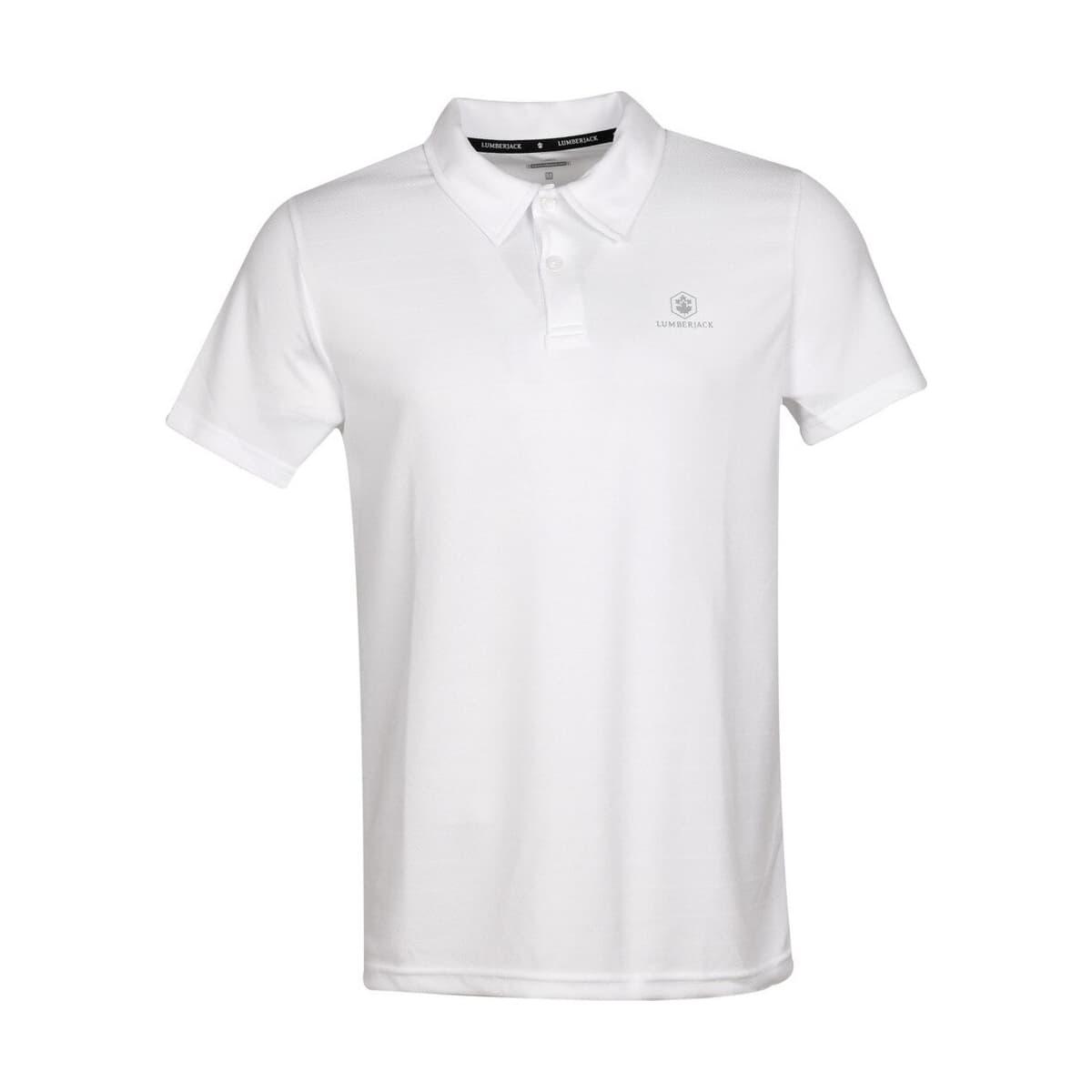 CT461 Sherman Erkek Beyaz Tişört (100583085)