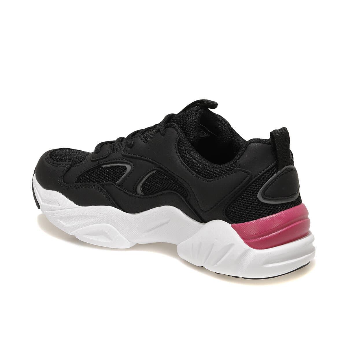Dokato Kadın Siyah Spor Ayakkabı (100587150)