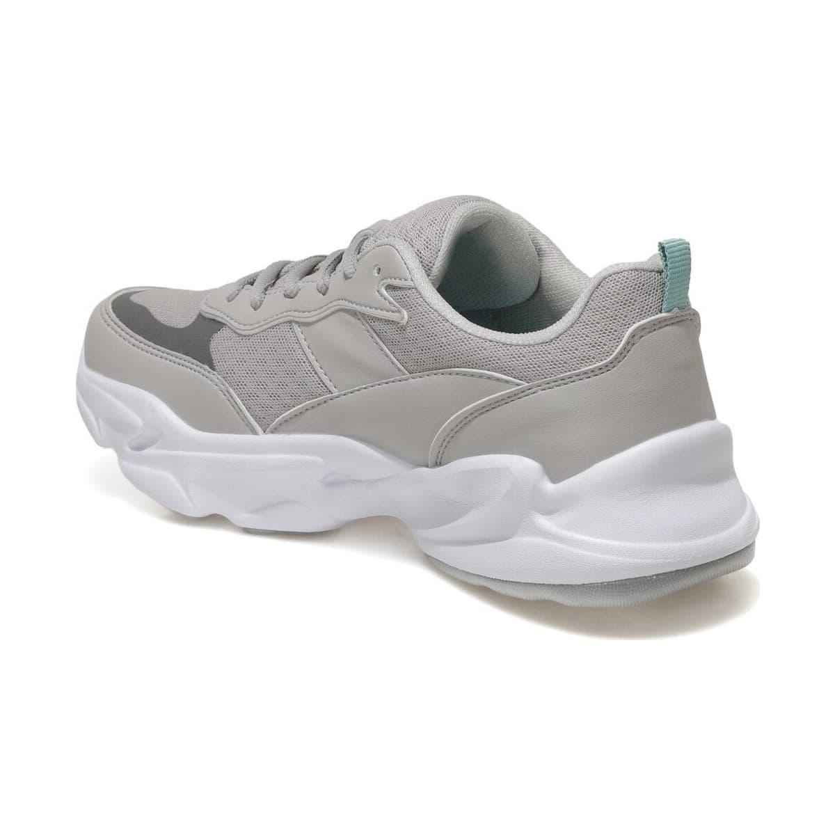Anna Kadın Gri Sneaker Ayakkabı (100601374)