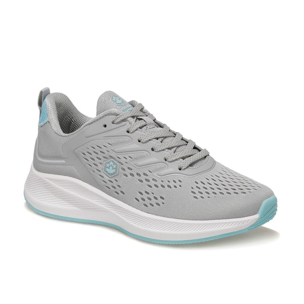 Hundert Kadın Gri Koşu Ayakkabısı (100601517)