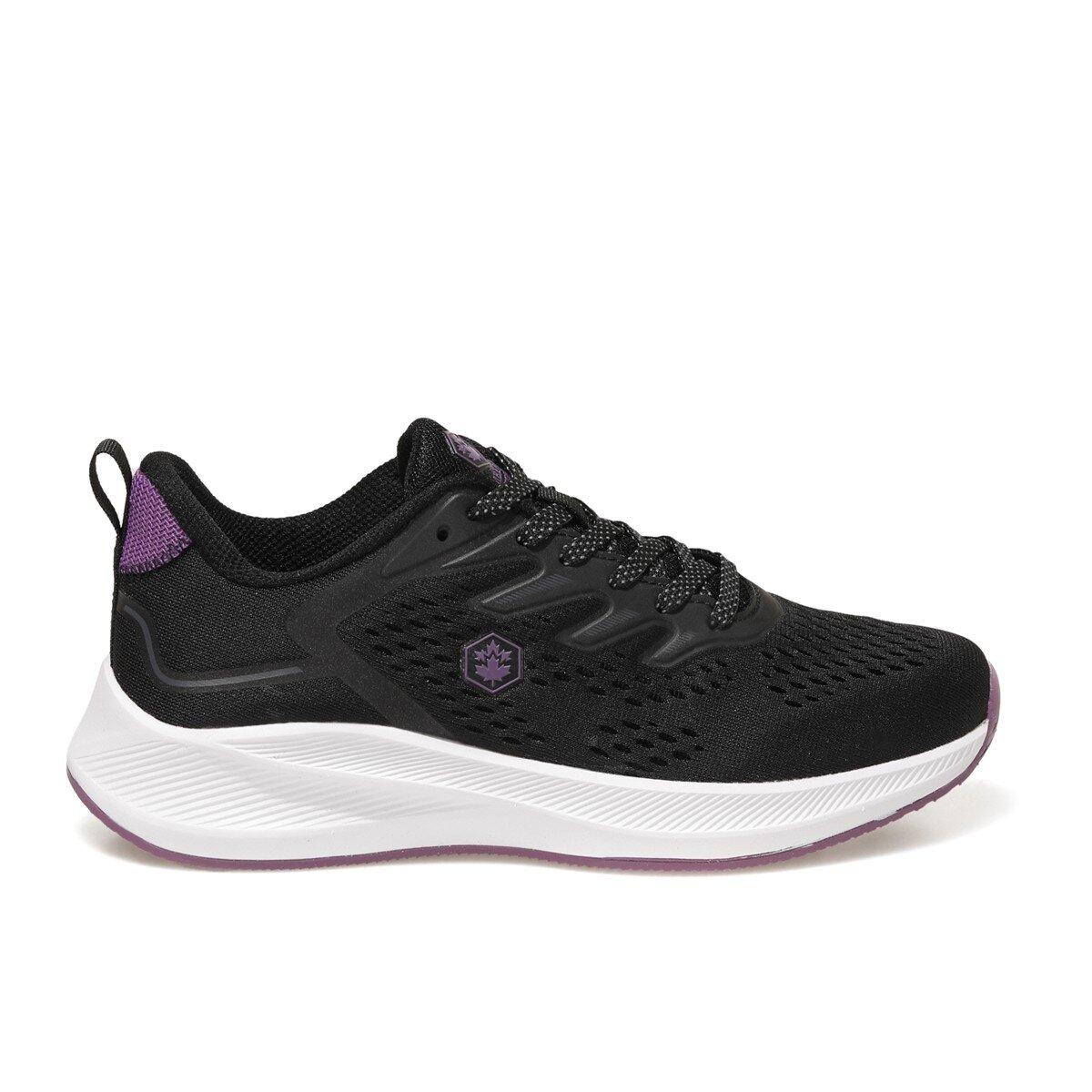 Hundert Kadın Siyah Koşu Ayakkabısı (100601519)