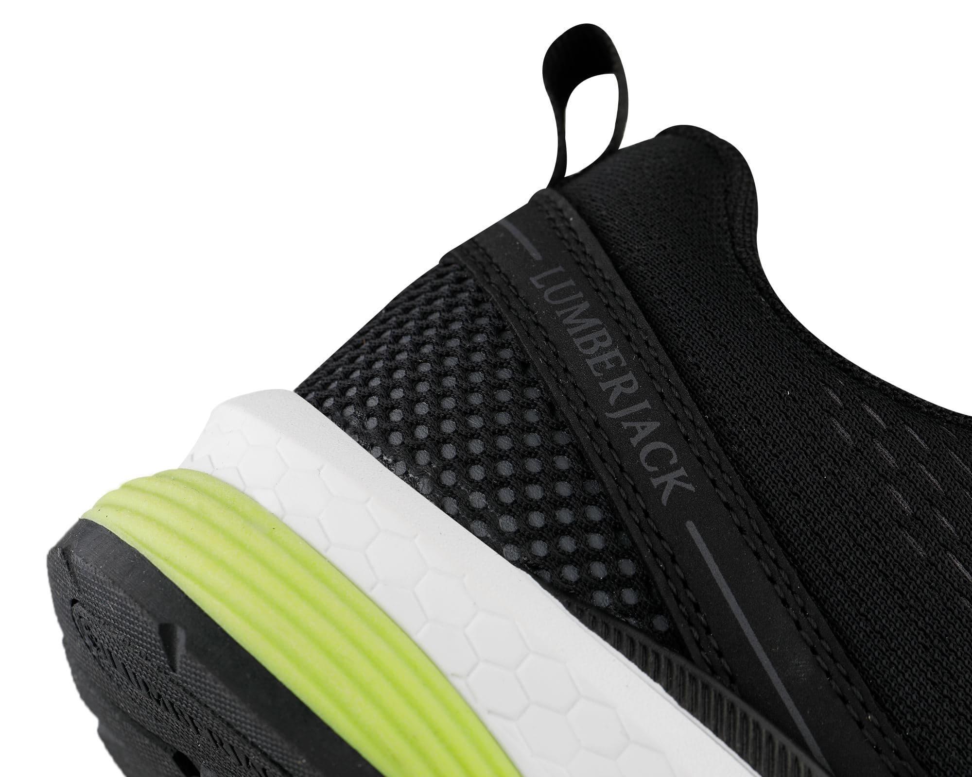 Cesar Erkek Siyah Koşu Ayakkabısı (100601849)