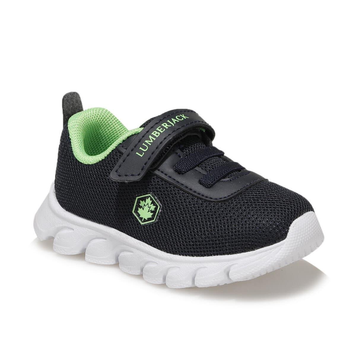 First 1FX Çocuk Lacivert Koşu Ayakkabısı (100784954)
