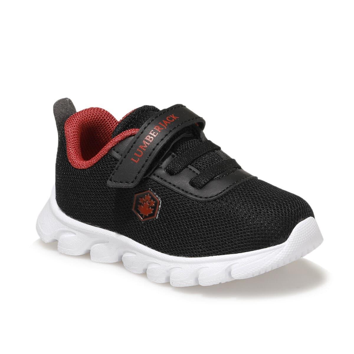 First Çocuk Siyah Koşu Ayakkabısı (100784956)