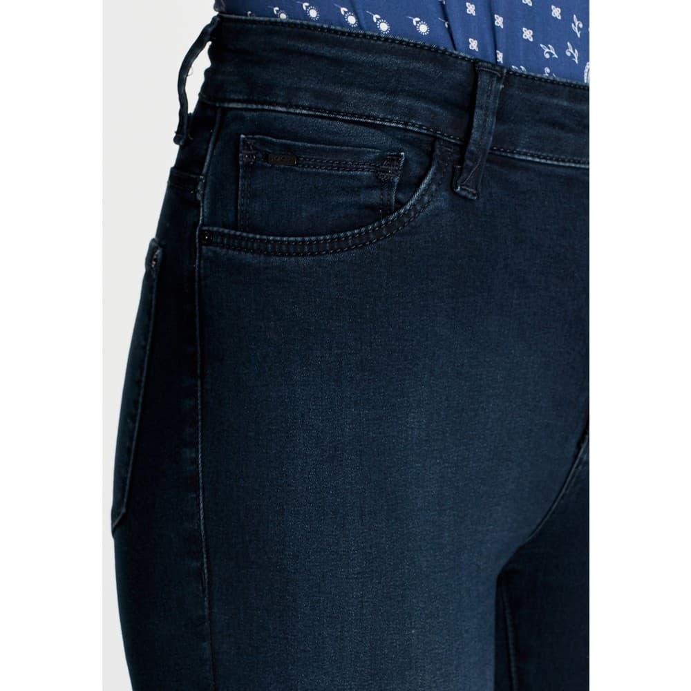 Alissa Koyu Mavi Kadın Jean Pantolon