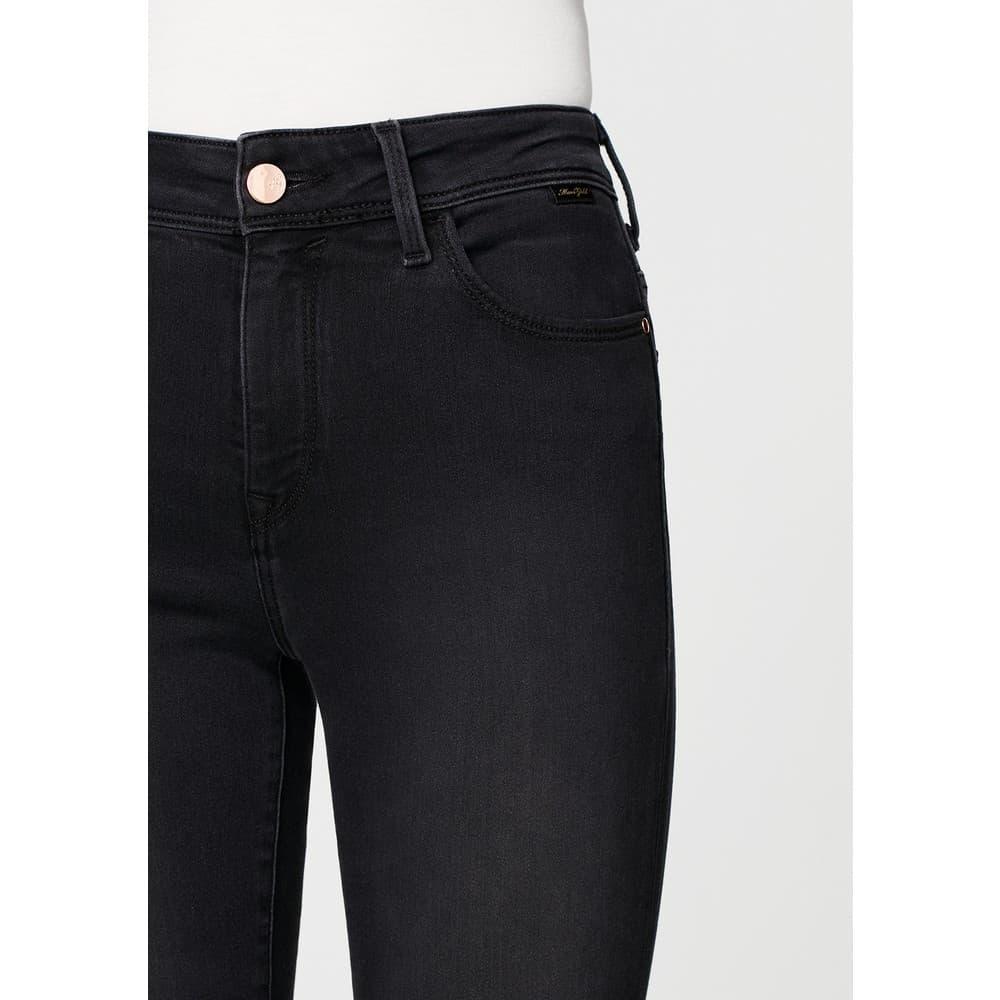 Alissa Siyah Jean Kot Pantolon