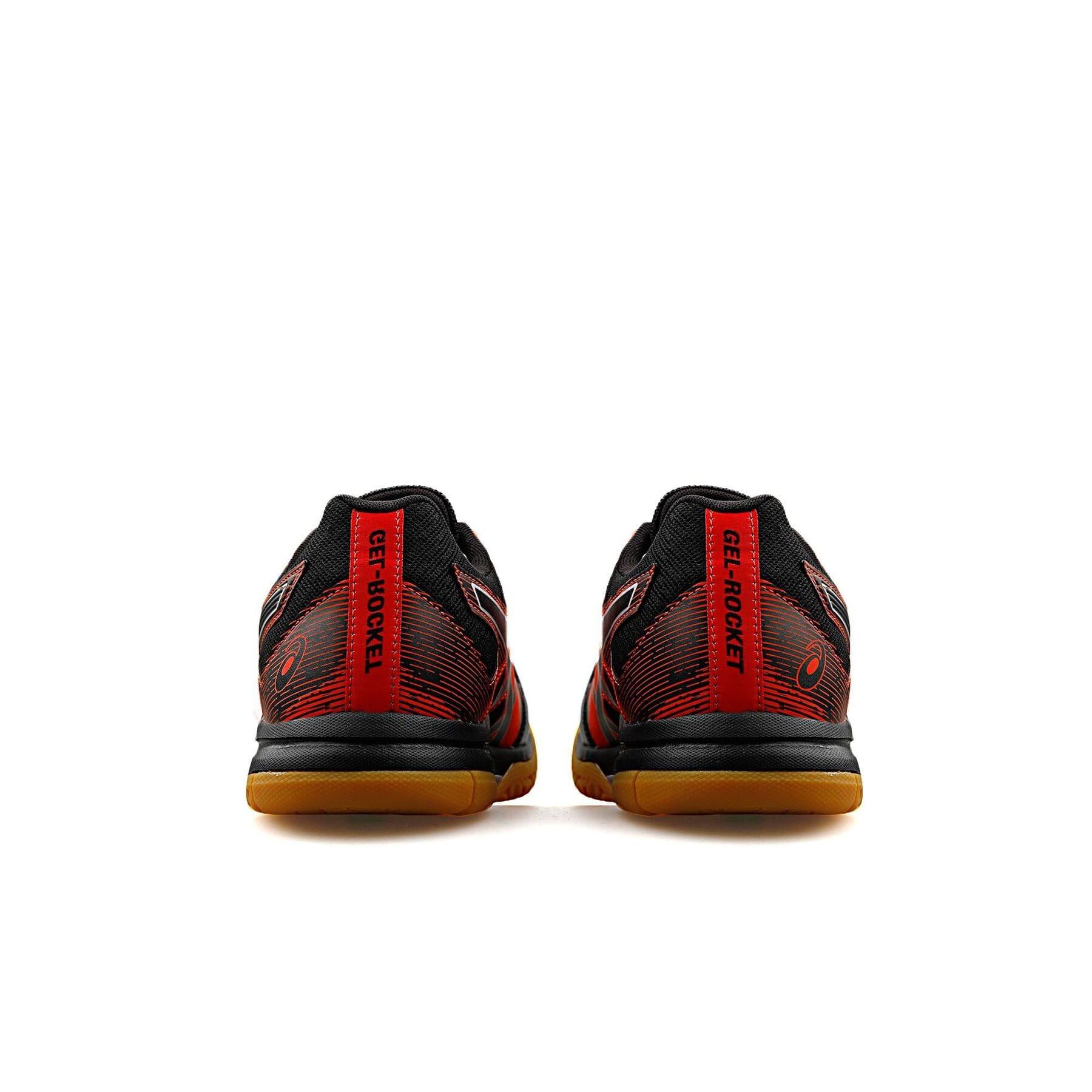 Gel-Rocket 9 Erkek Siyah Voleybol Ayakkabısı