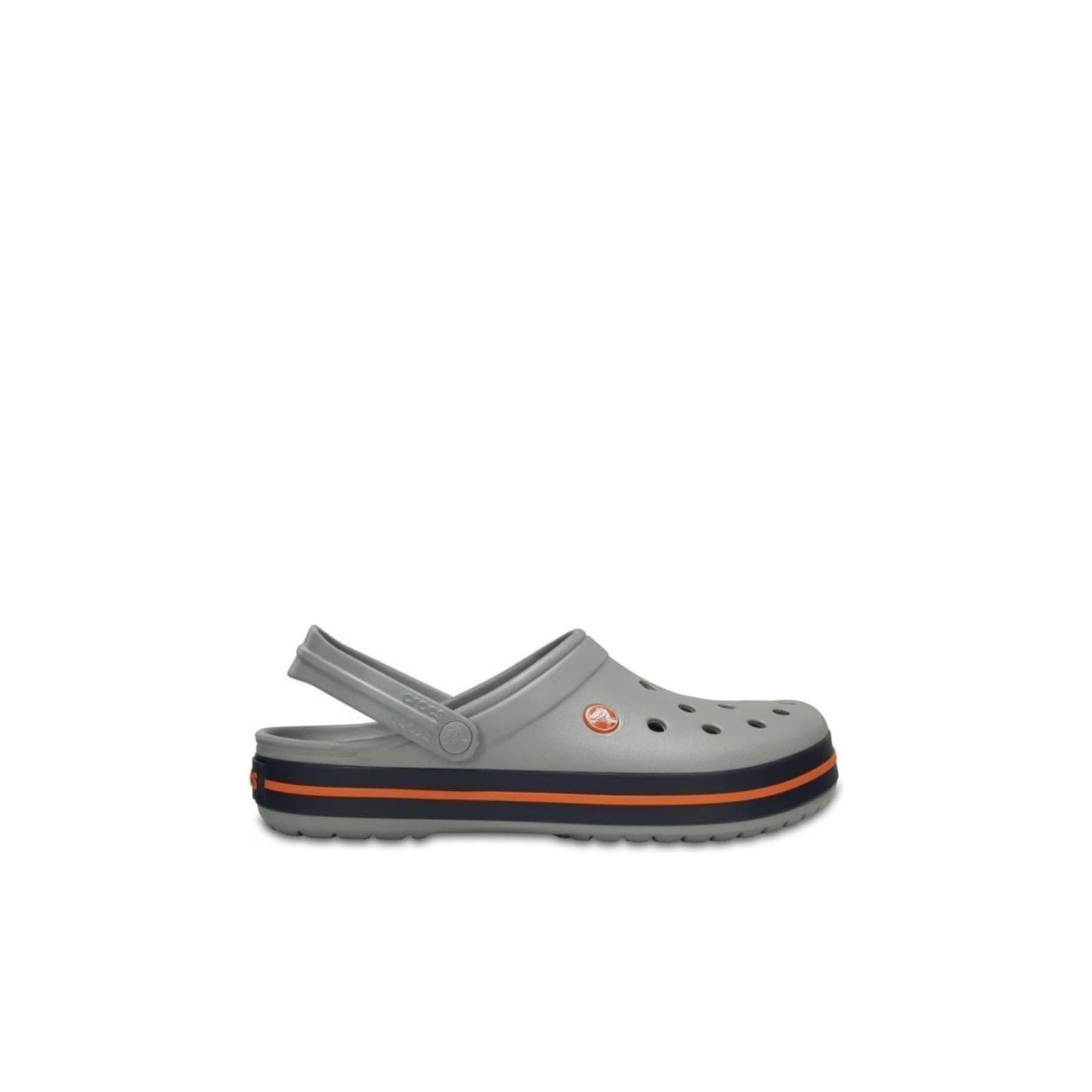 Crocs Crocband Erkek Gri Terlik (11016-01U)