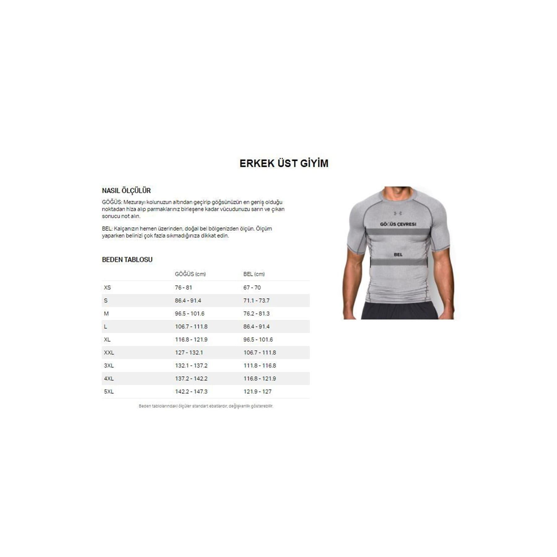 GL Foundation SS Beyaz Tişört (1326849-100)