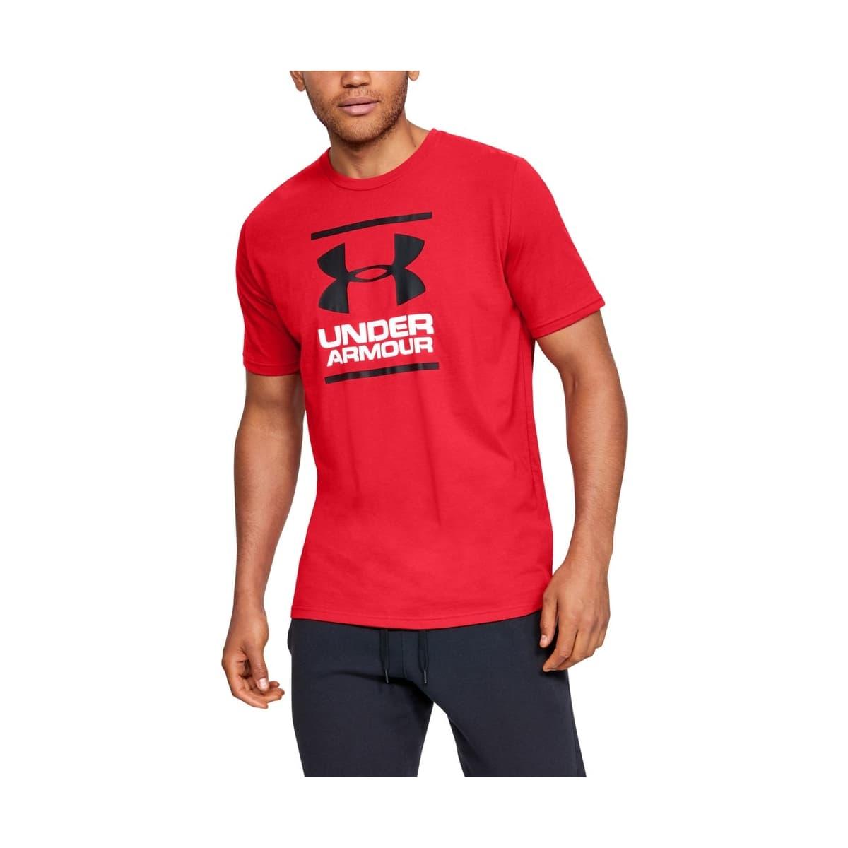 GL Foundation Erkek Kırmızı Tişört (1326849-602)