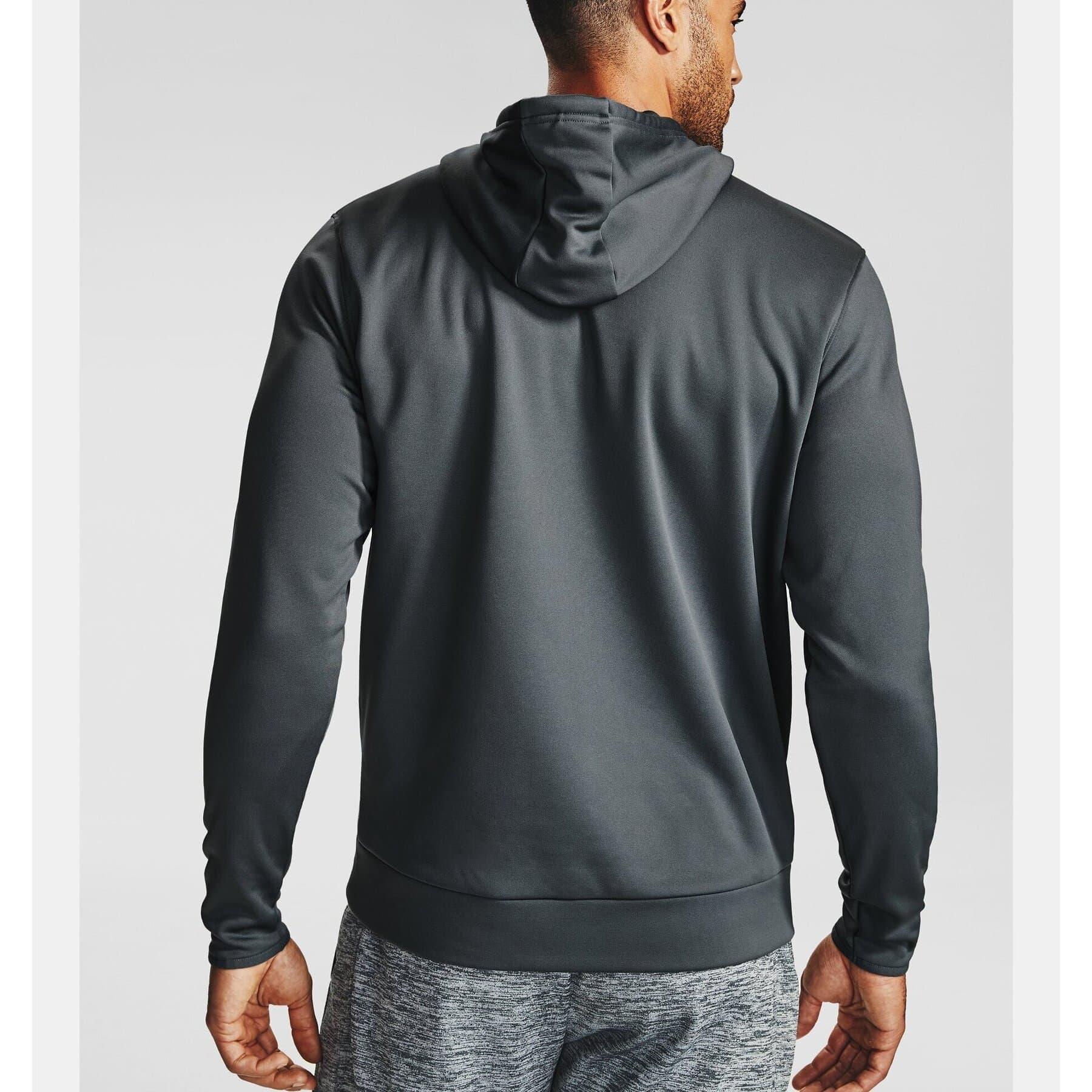 Fleece Big Logo Hd Erkek Gri Sweatshirt