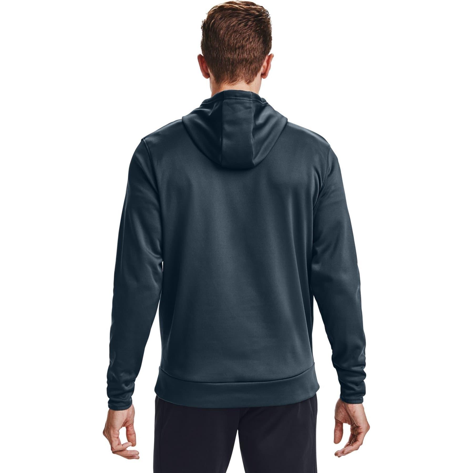 Fleece Big Logo Hd Erkek Lacivert Sweatshirt