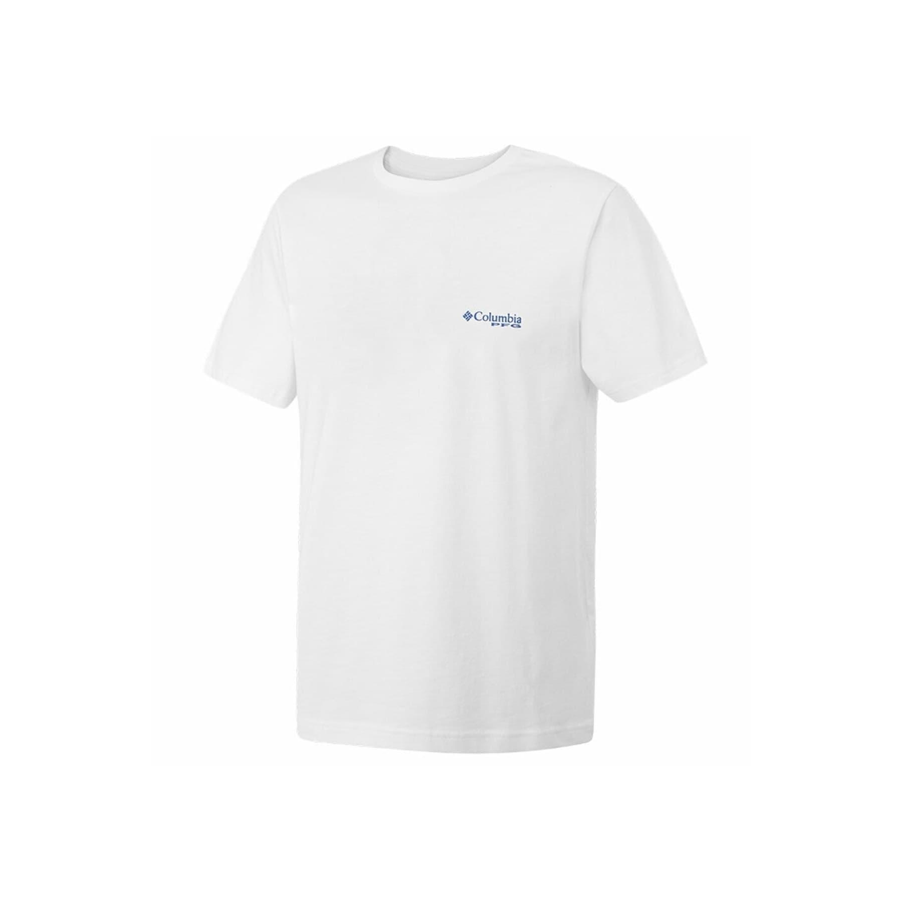 PFG Elements Marlin Erkek Beyaz Tişört