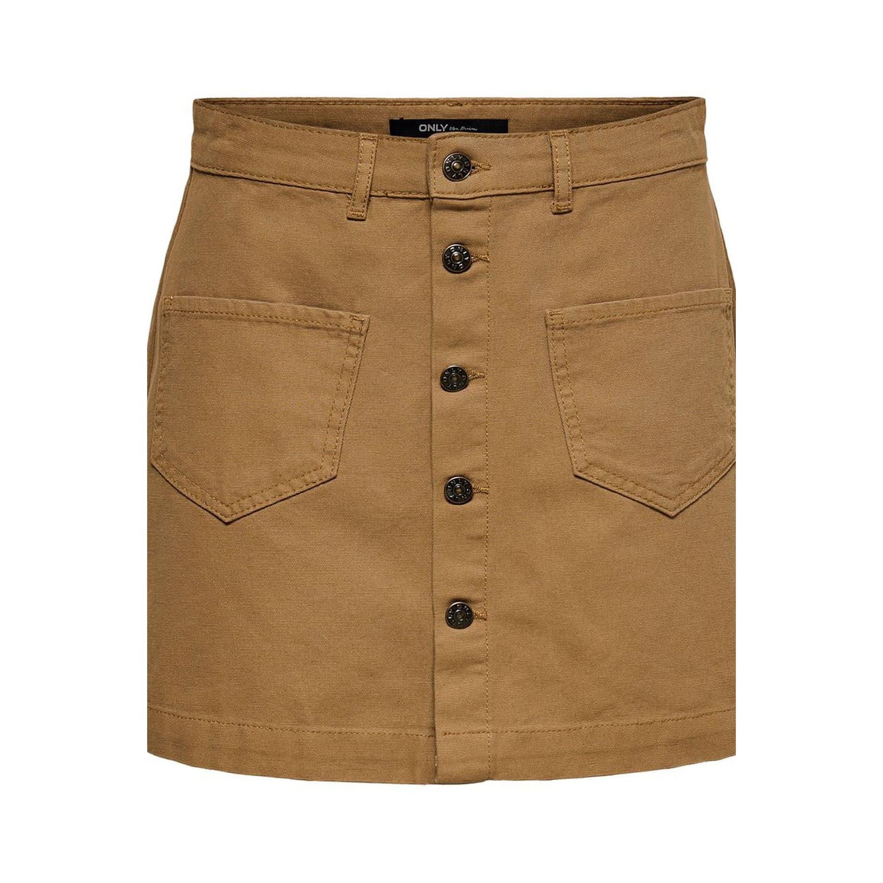 Onlamazing Hw Canvas Skirt Pnt