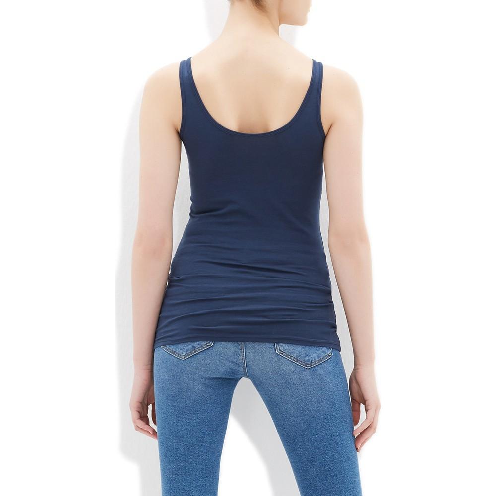 Mavi Jeans Kadın Lacivert Basic Atlet