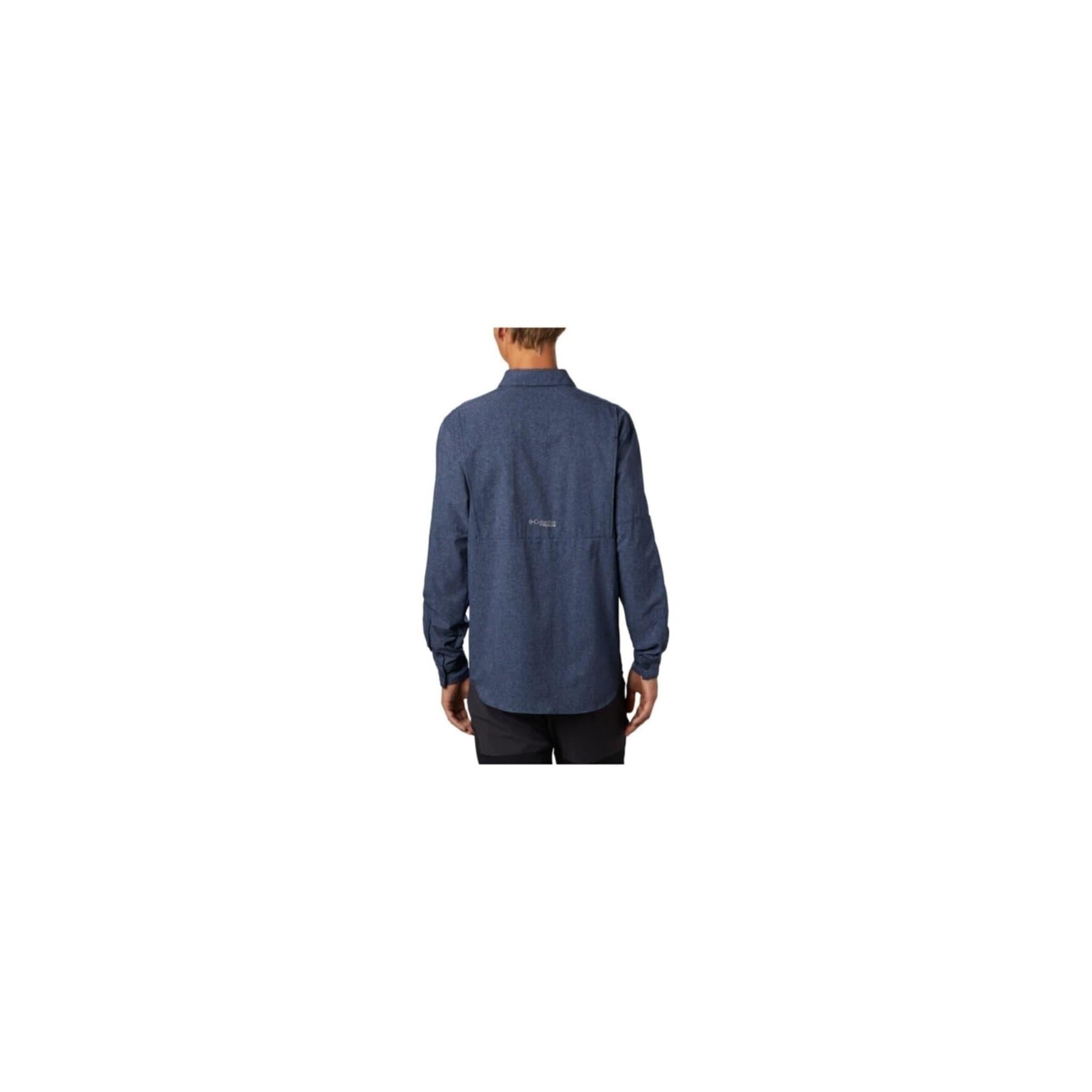 İrico Erkek Lacivert Uzun Kollu Gömlek