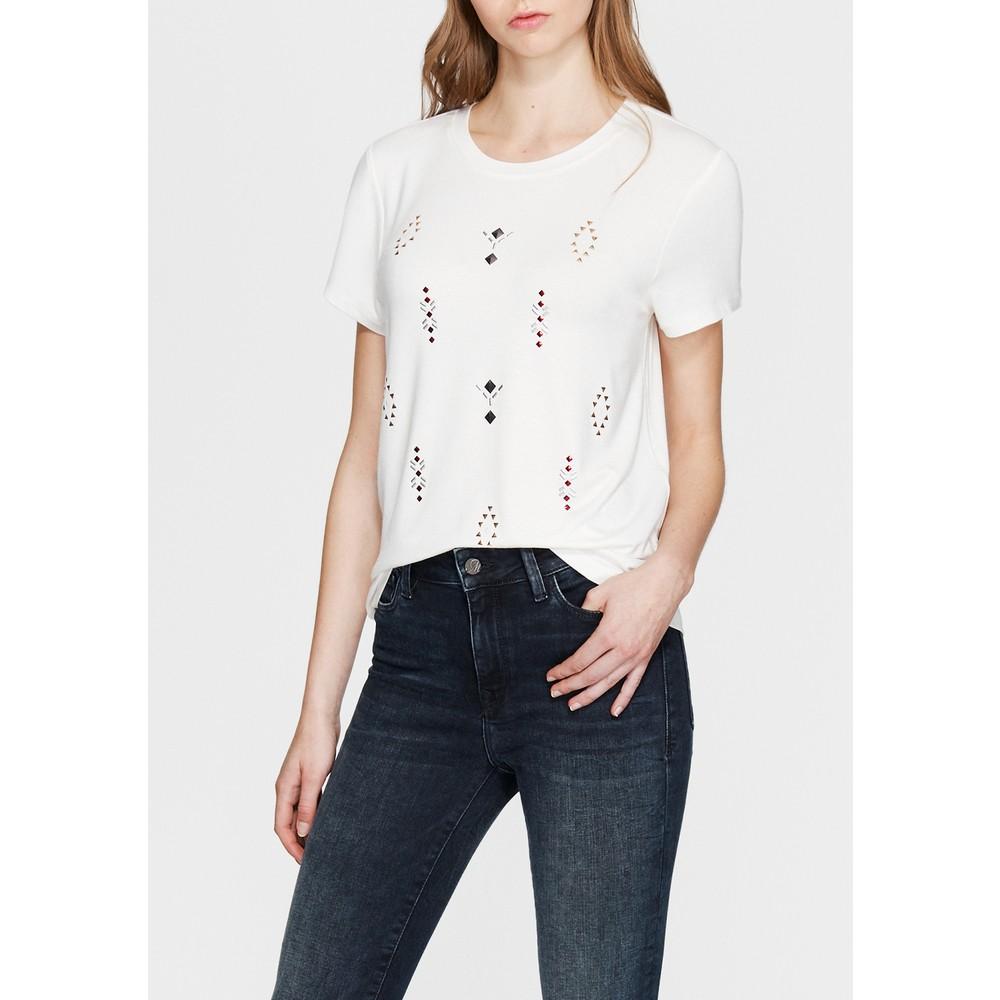 Mavi Jeans Kadın Taş Detaylı Tişört